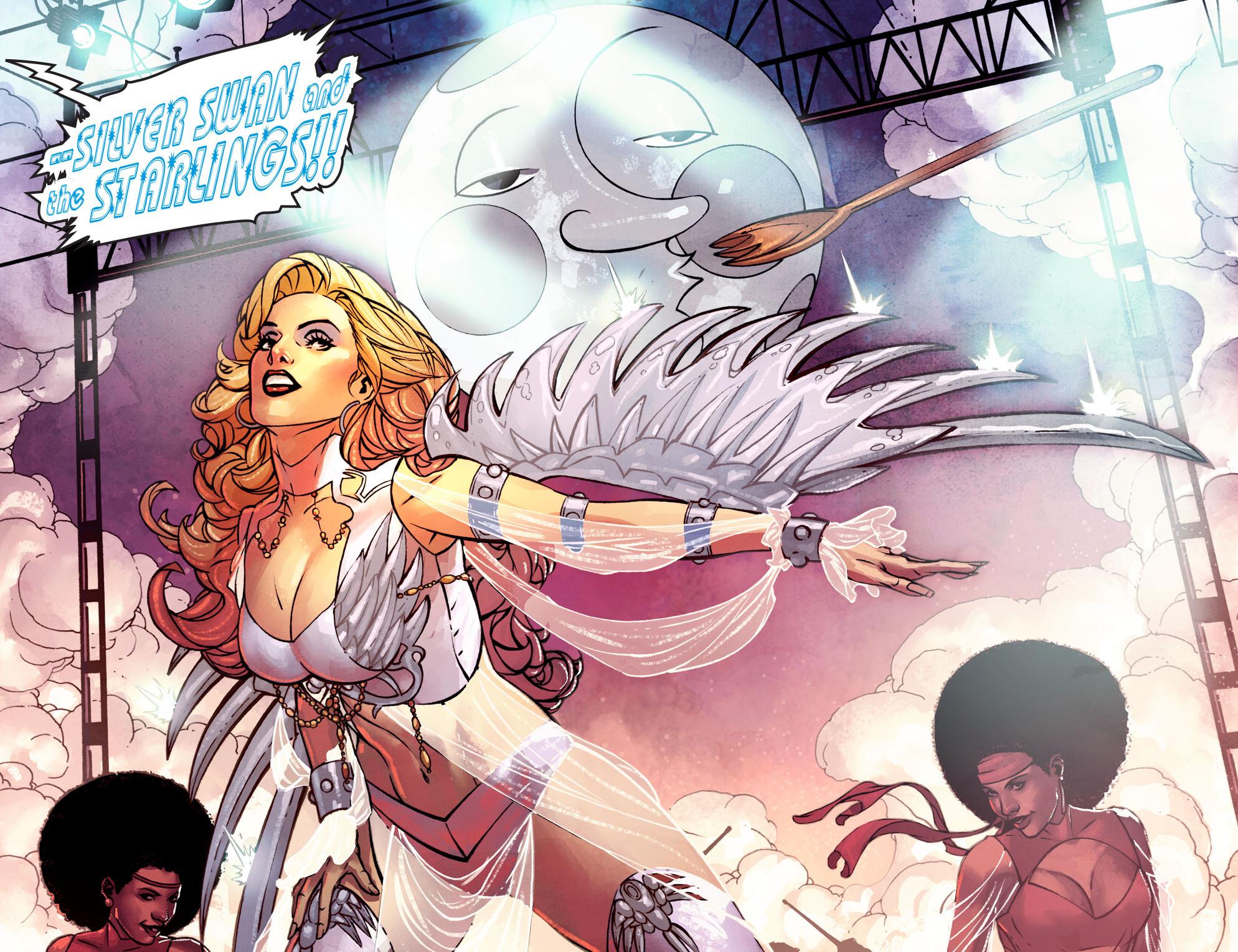 Read online Wonder Woman '77 [I] comic -  Issue #1 - 21