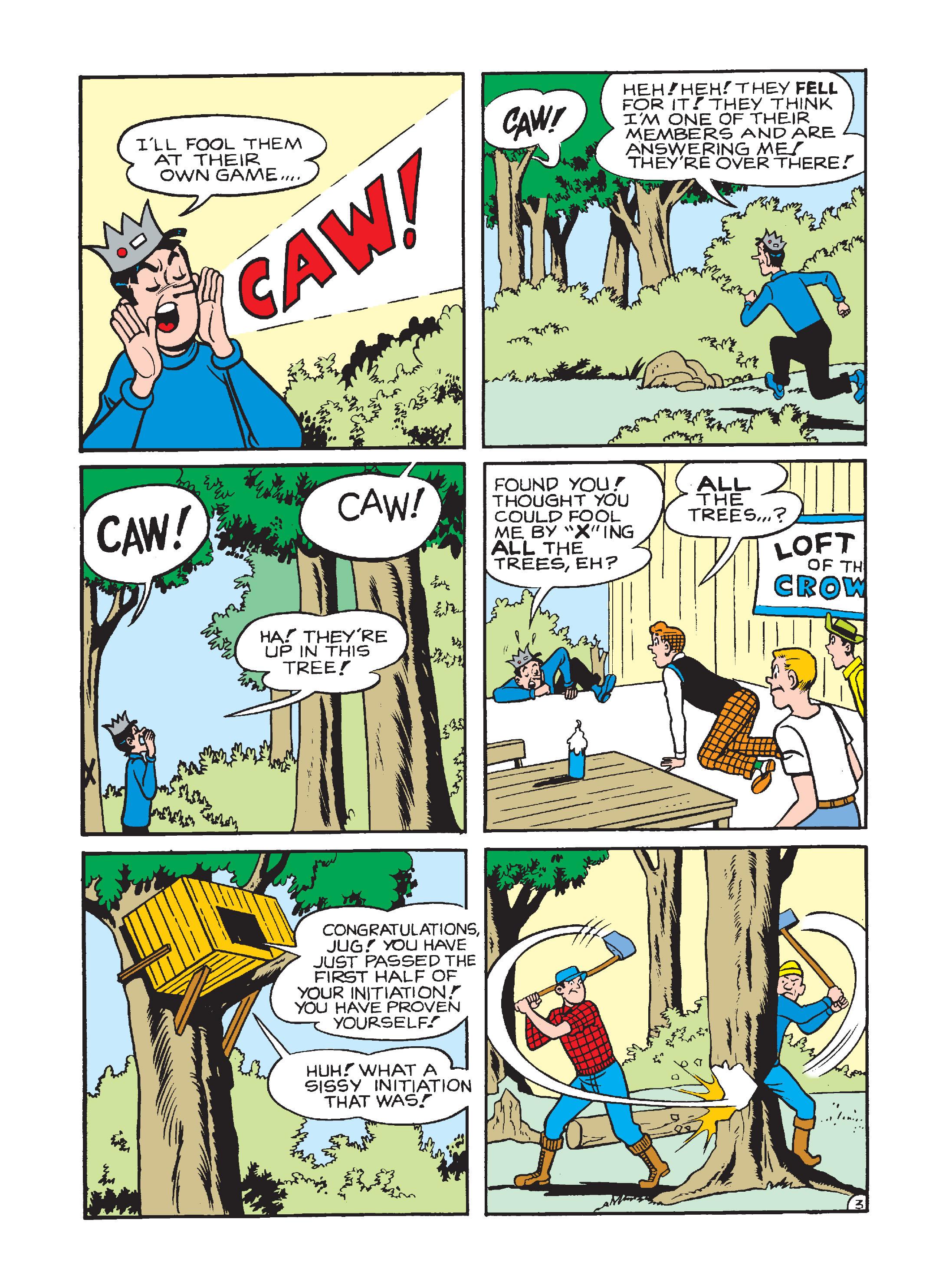 Read online Archie 1000 Page Comics Bonanza comic -  Issue #2 (Part 1) - 36