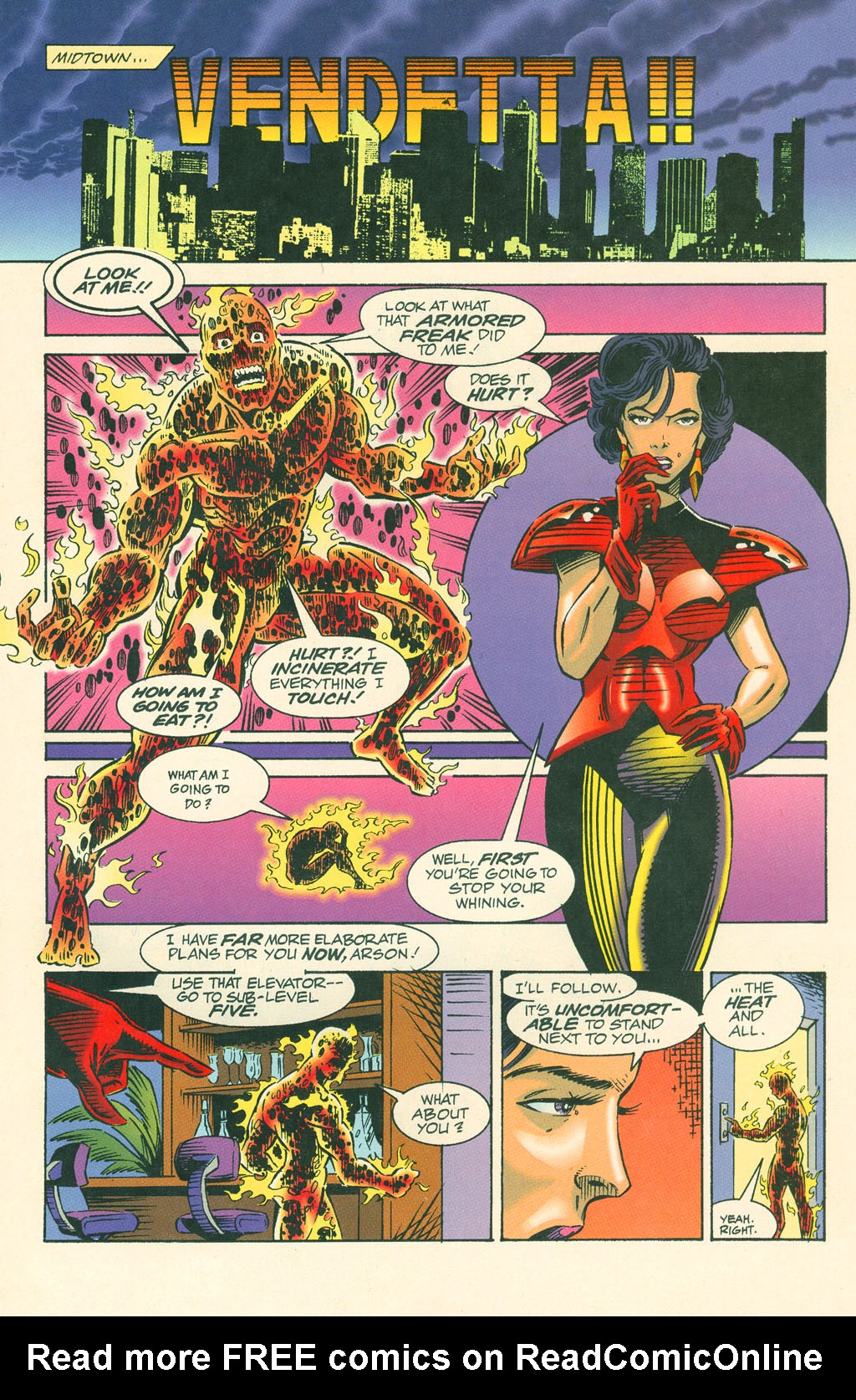 Read online ShadowHawk comic -  Issue #4 - 8