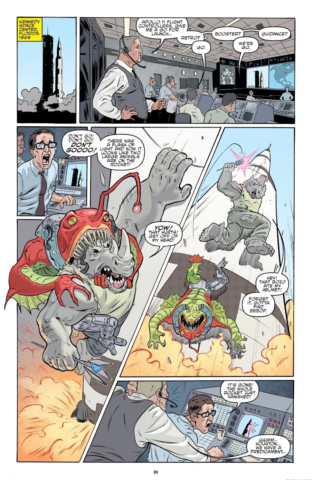 Read online Teenage Mutant Ninja Turtles: The IDW Collection comic -  Issue # TPB 8 (Part 1) - 87