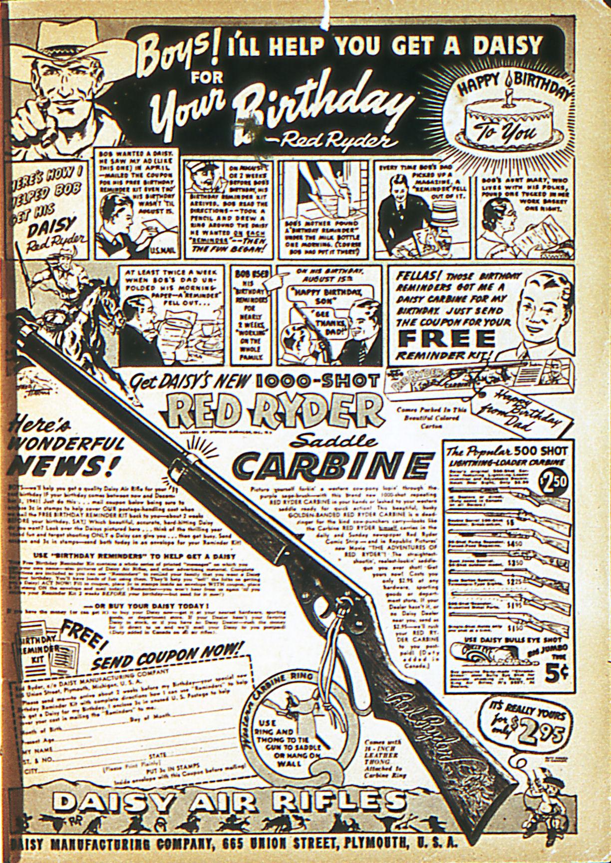 Read online Adventure Comics (1938) comic -  Issue #62 - 68