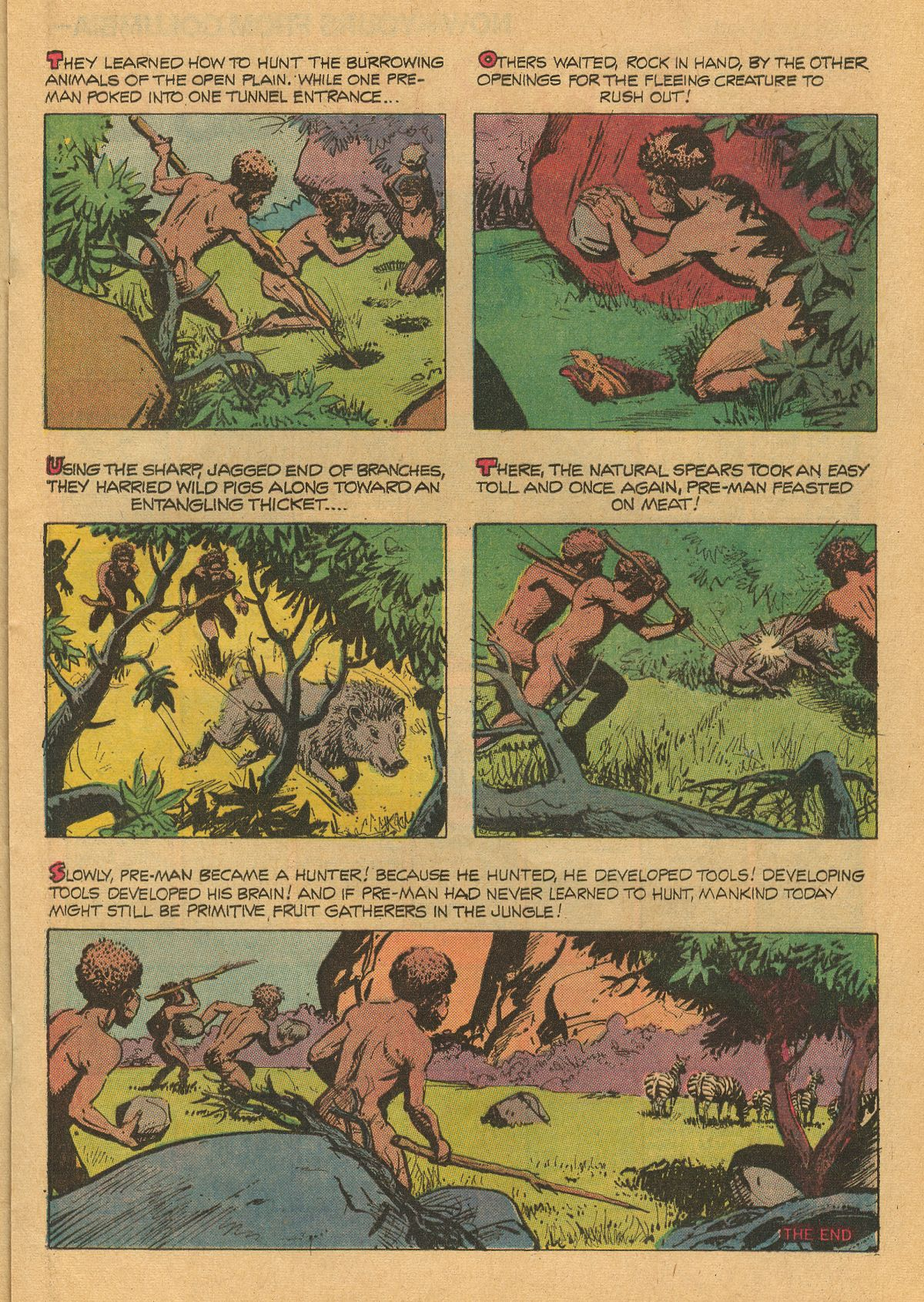 Read online Turok, Son of Stone comic -  Issue #75 - 17