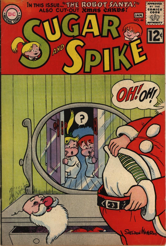 Sugar and Spike 44 Page 1