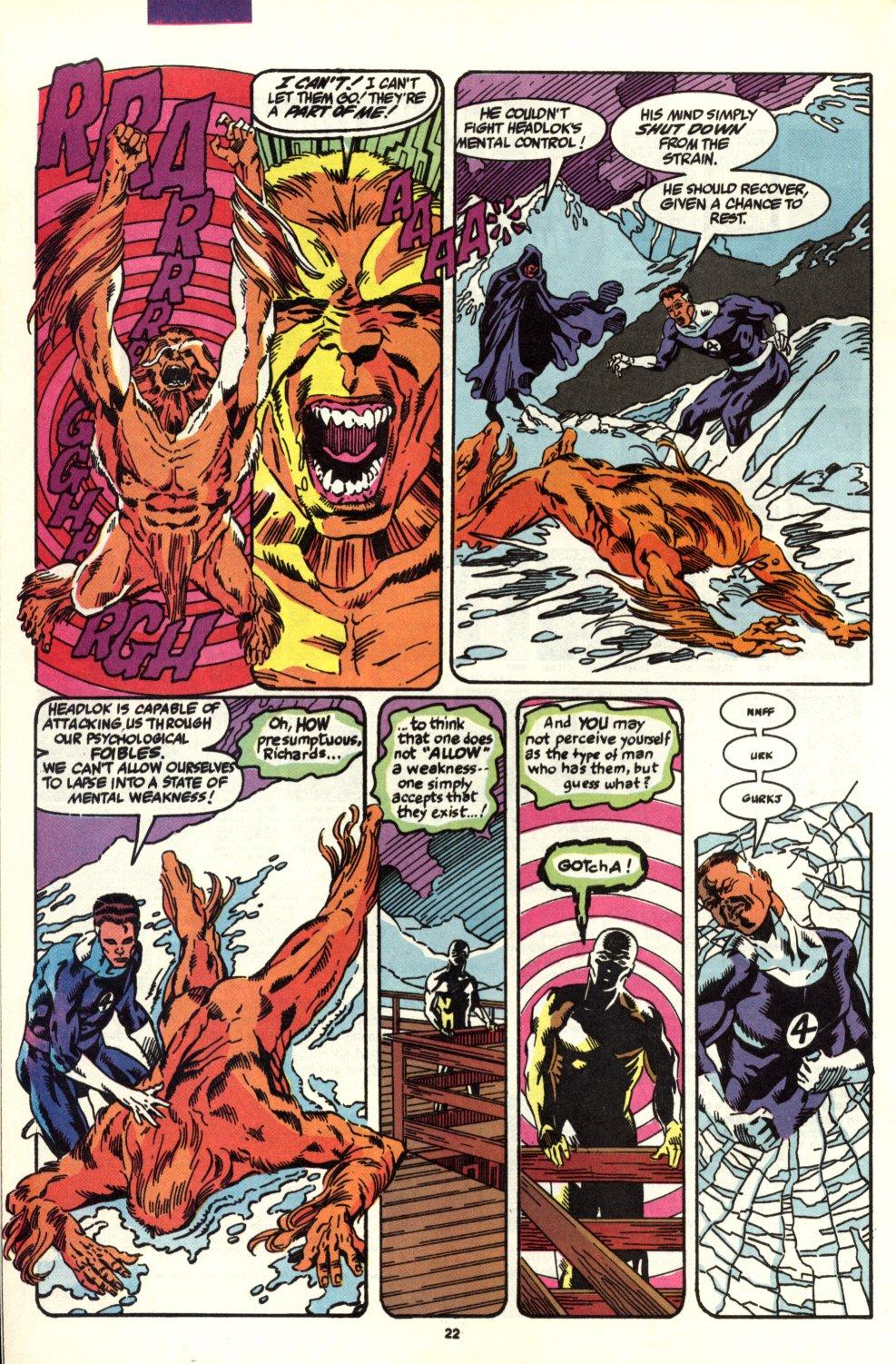 Read online Alpha Flight (1983) comic -  Issue #93 - 17