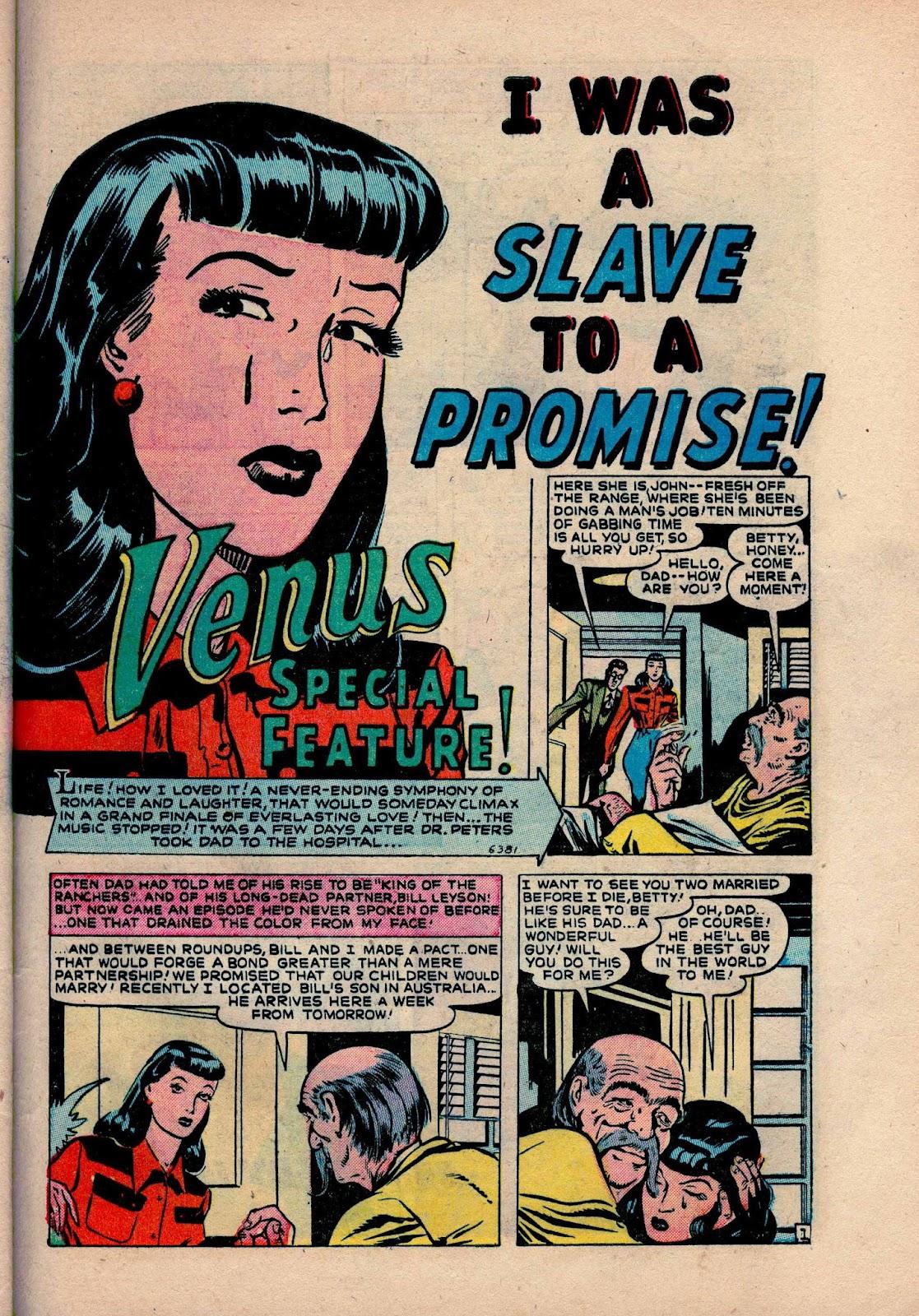 Venus (1948) issue 9 - Page 45