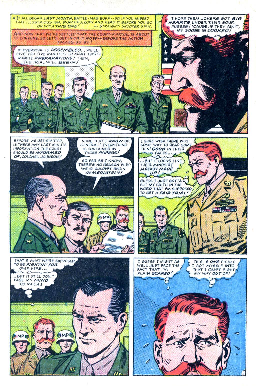 Read online Sgt. Fury comic -  Issue #60 - 4