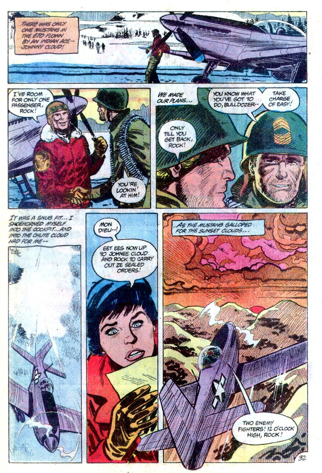 Sgt. Rock issue Annual 2 - Page 34