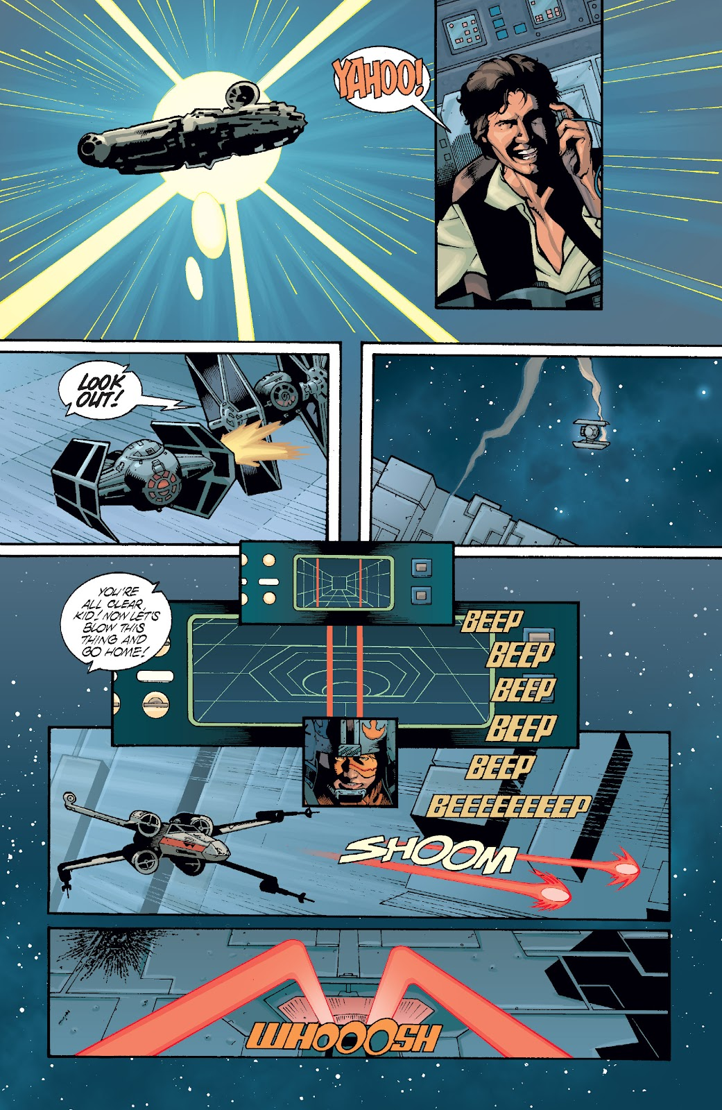 Read online Star Wars Legends: Infinities - Epic Collection comic -  Issue # TPB (Part 1) - 11