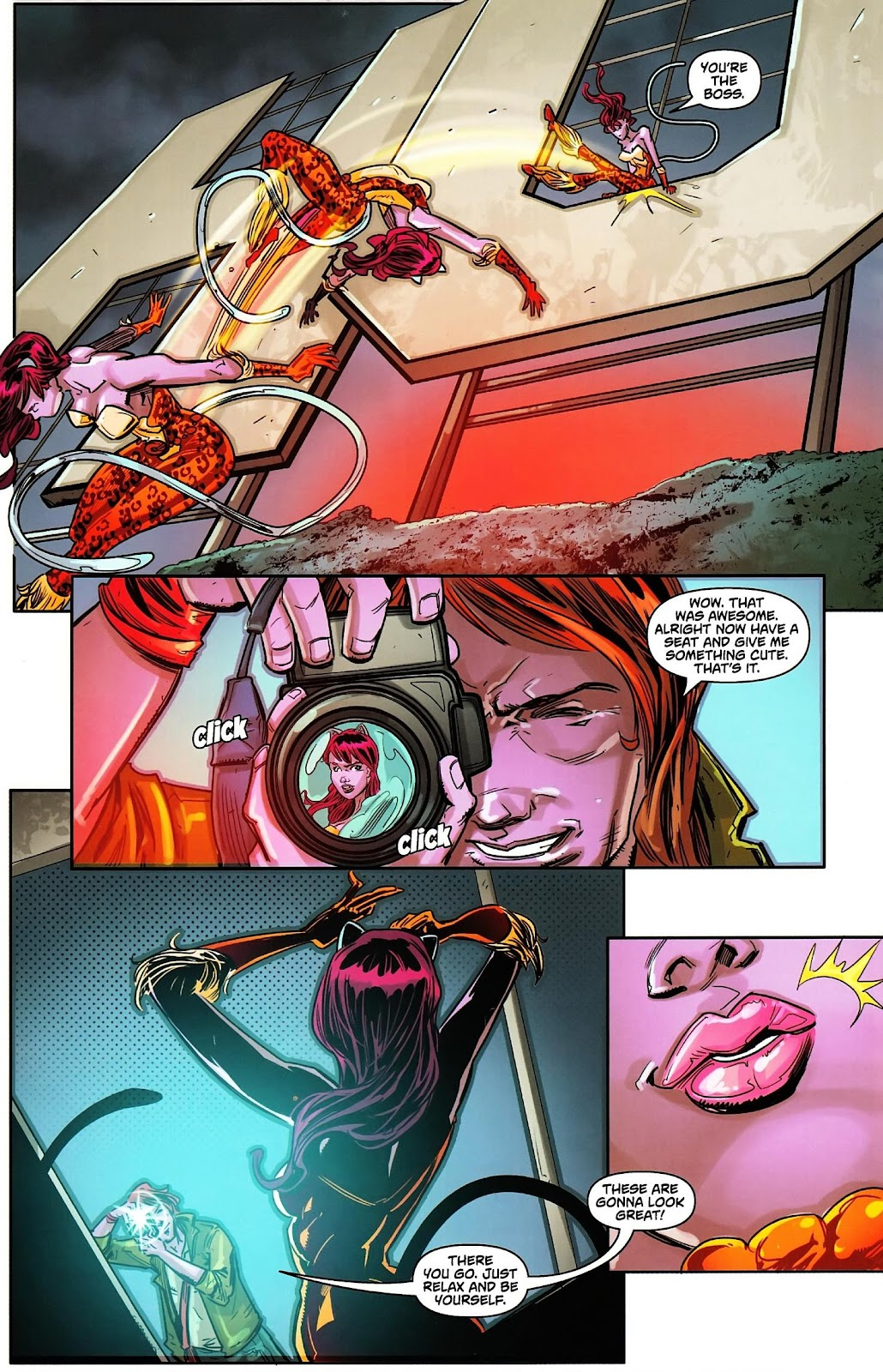 Read online Critter (2012) comic -  Issue #3 - 16