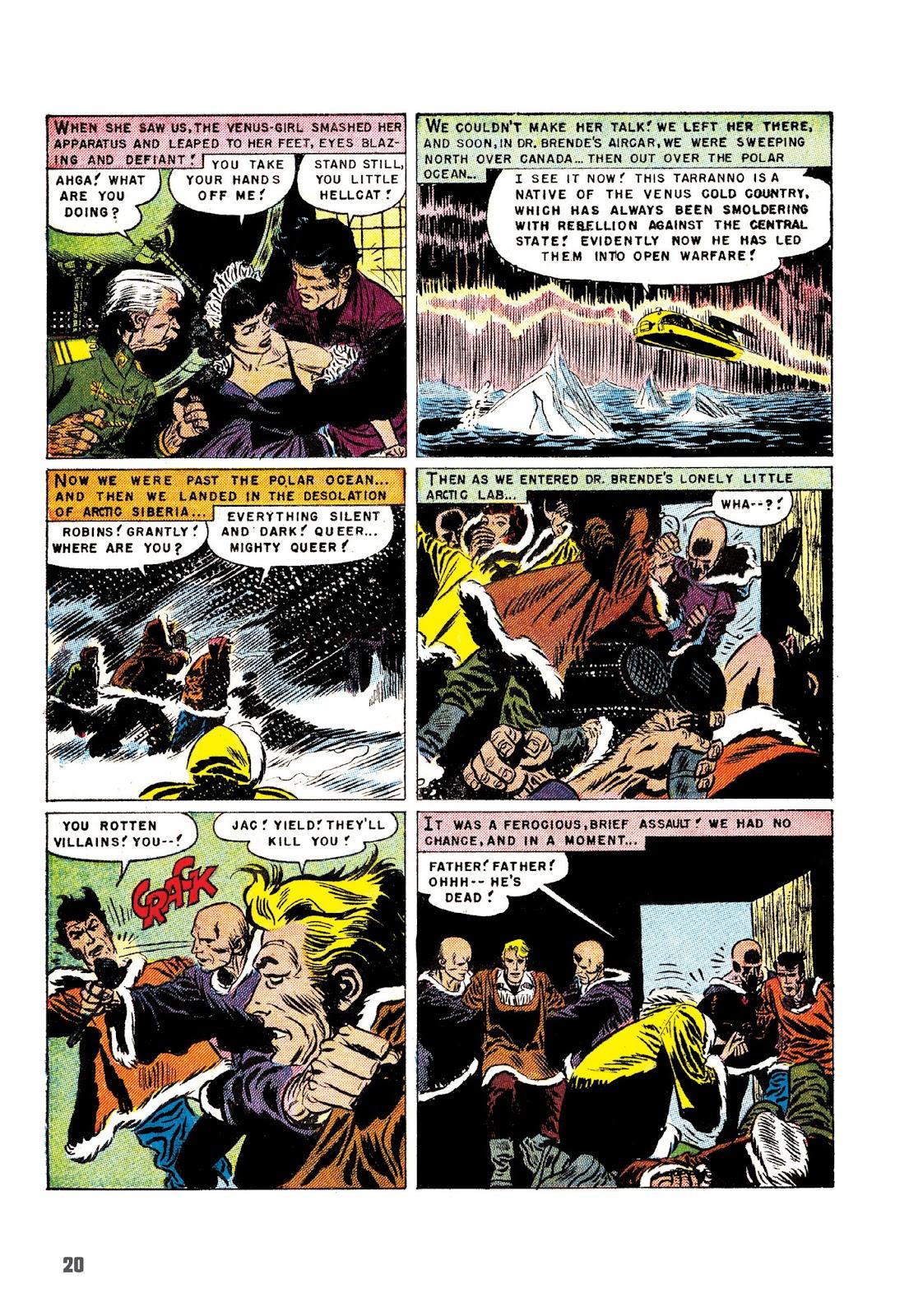 Read online The Joe Kubert Archives comic -  Issue # TPB (Part 1) - 31