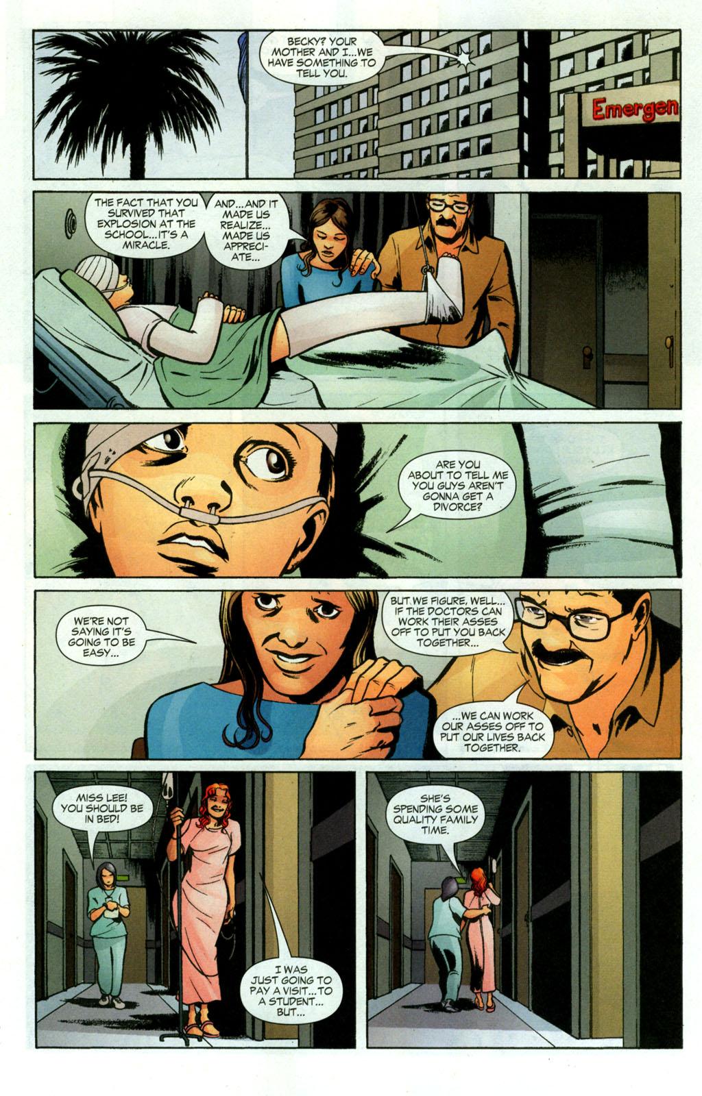 Read online Fallen Angel (2003) comic -  Issue #18 - 12