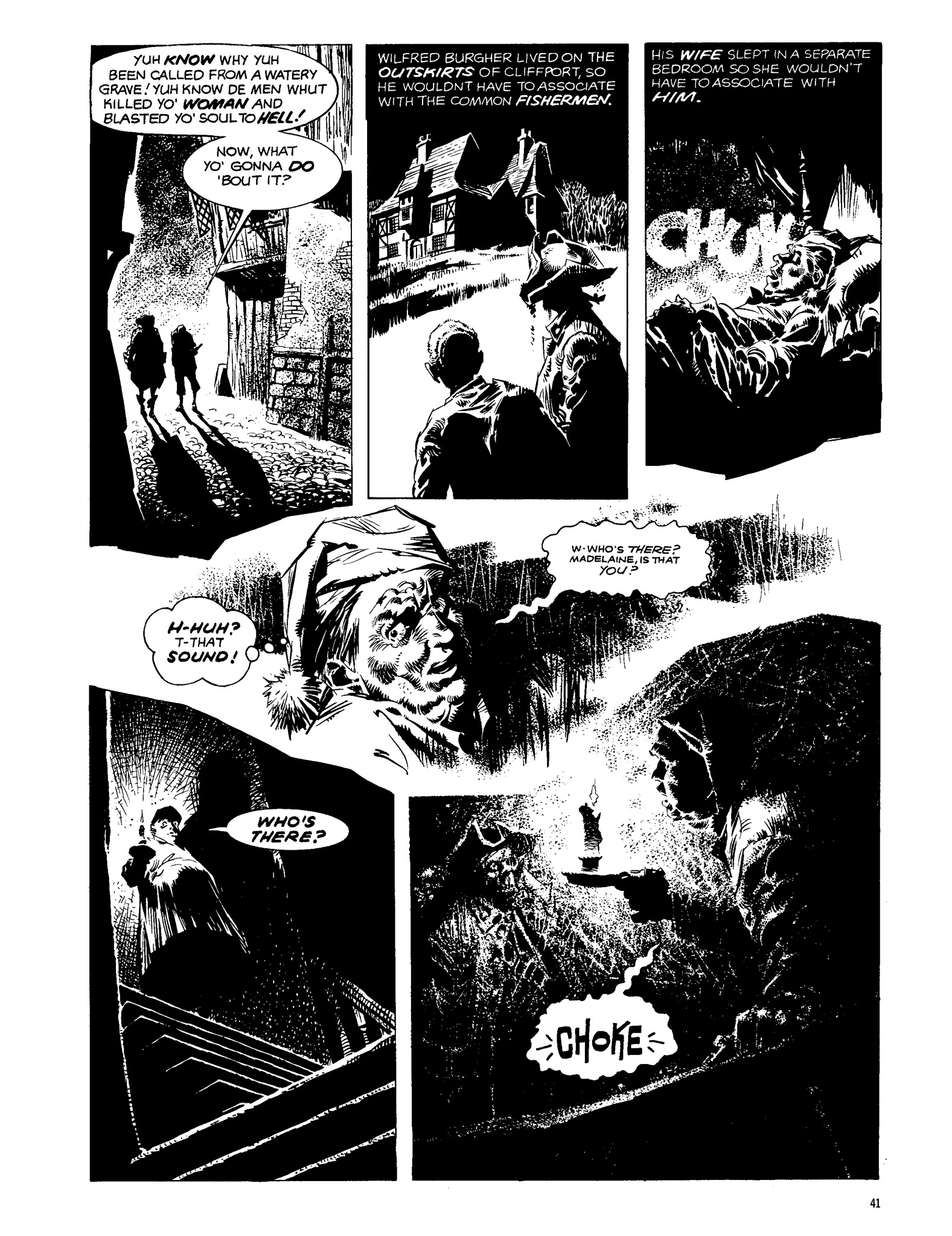 Read online Eerie Archives comic -  Issue # TPB 13 - 42