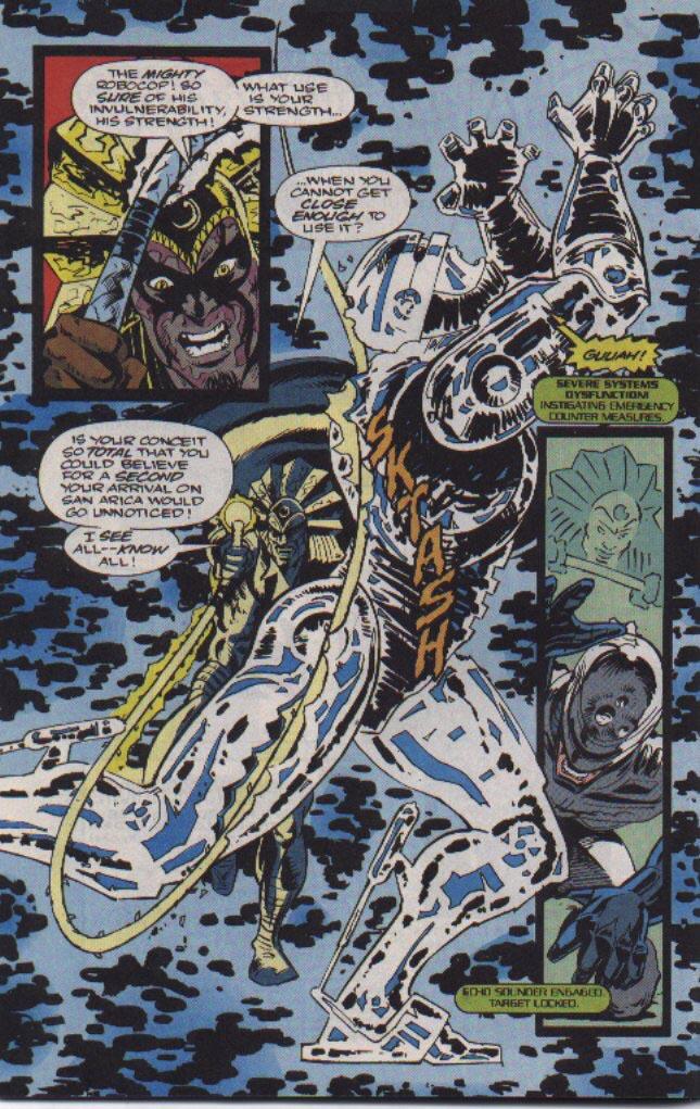 Read online Robocop (1990) comic -  Issue #22 - 17