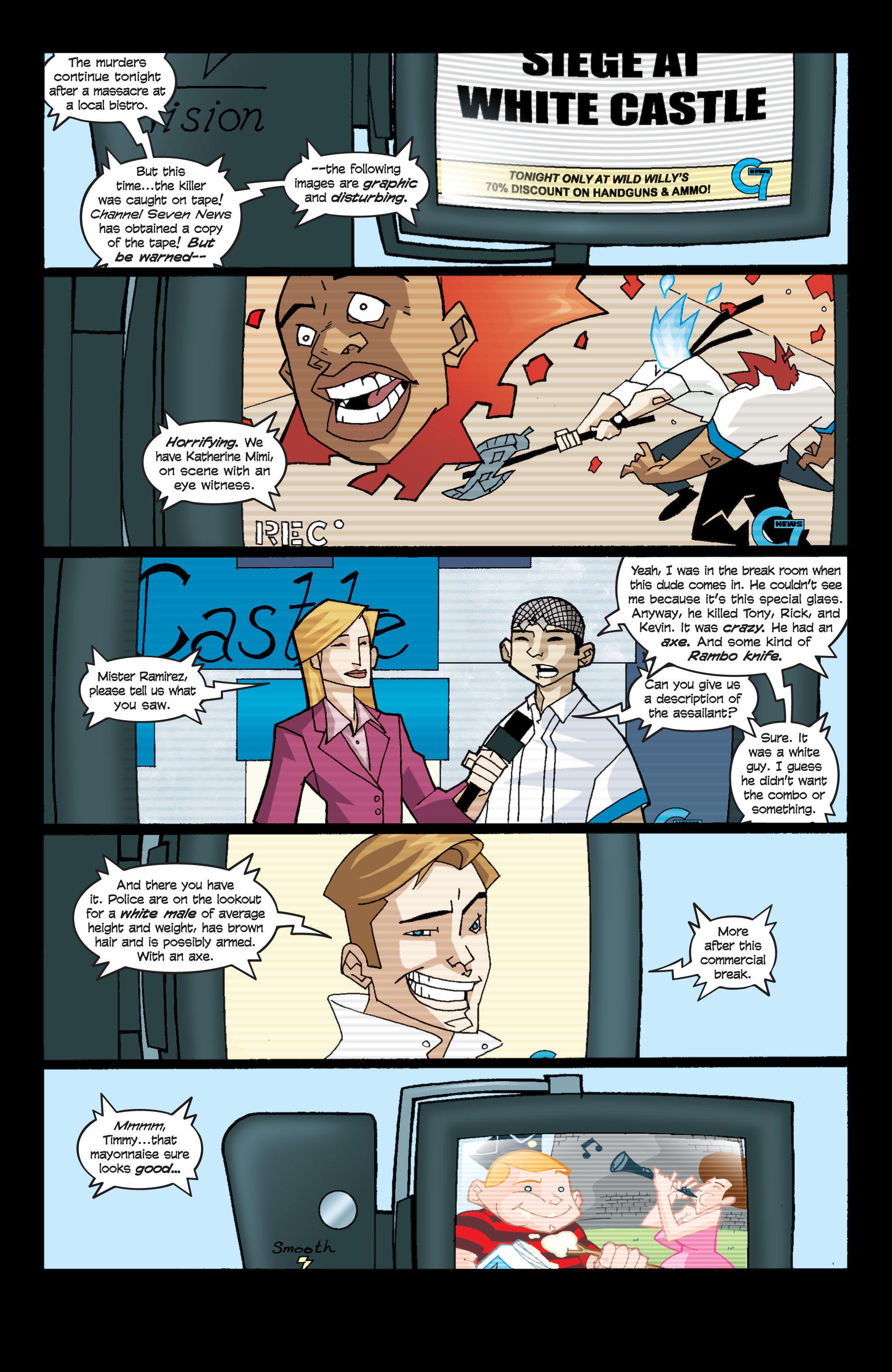 Read online Killer Of Demons comic -  Issue #1 - 28