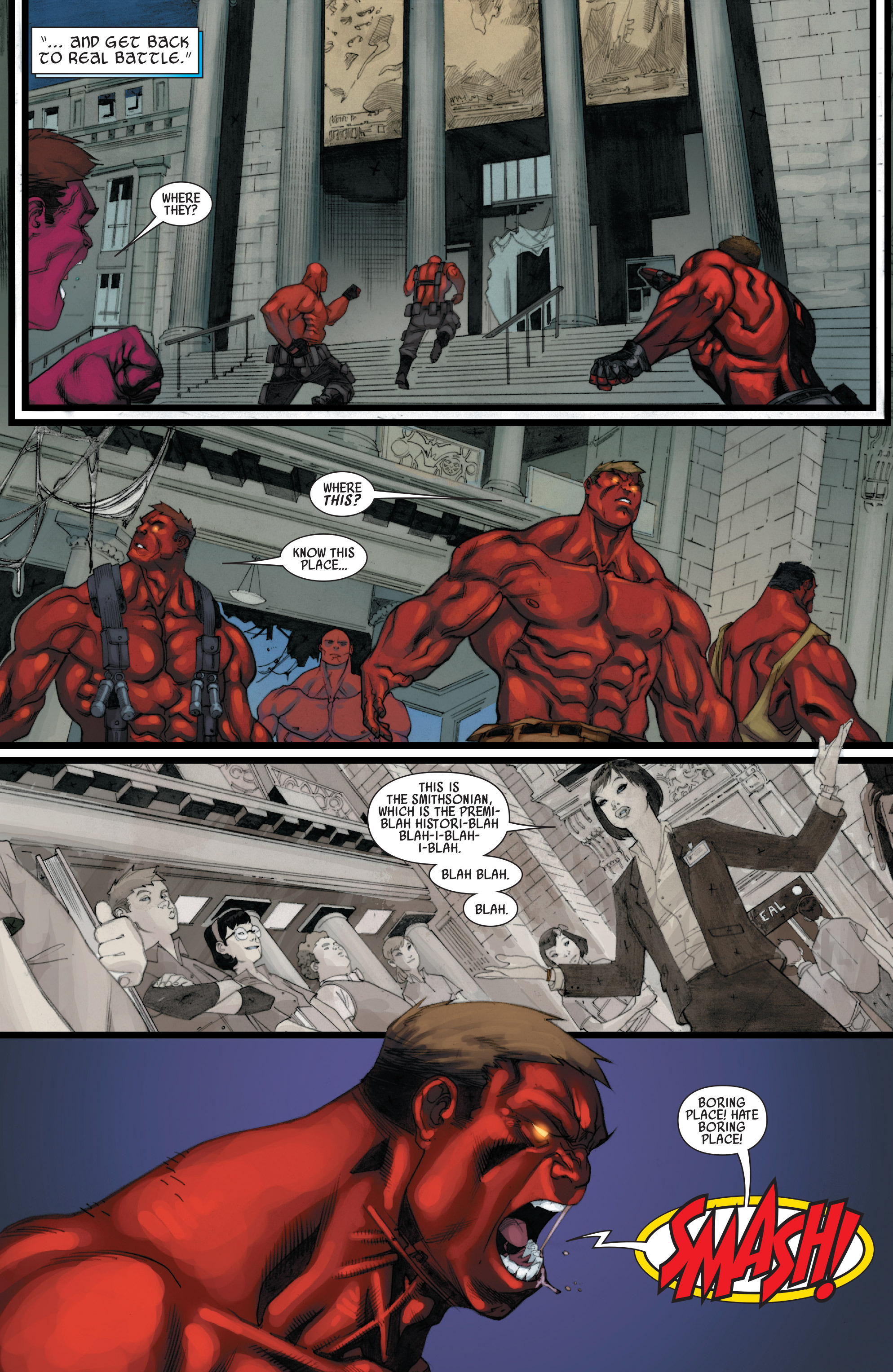 Read online World War Hulks: Spider-Man vs. Thor comic -  Issue #2 - 10