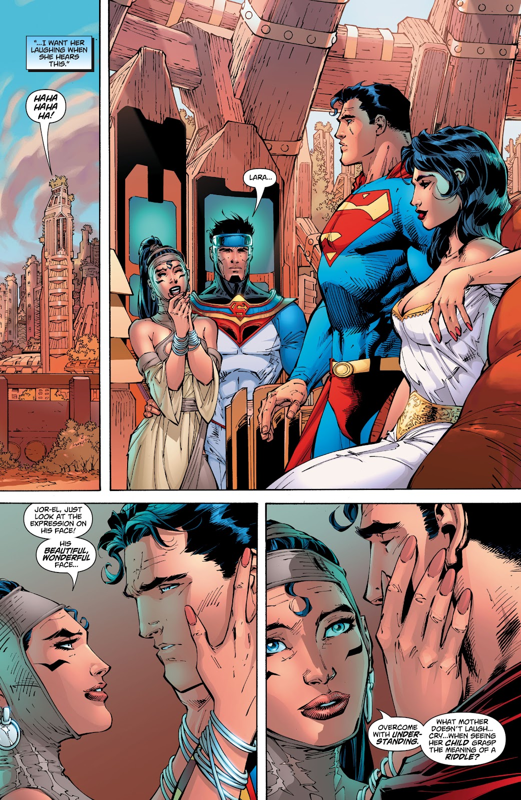 Read online Superman: For Tomorrow comic -  Issue # TPB (Part 3) - 32