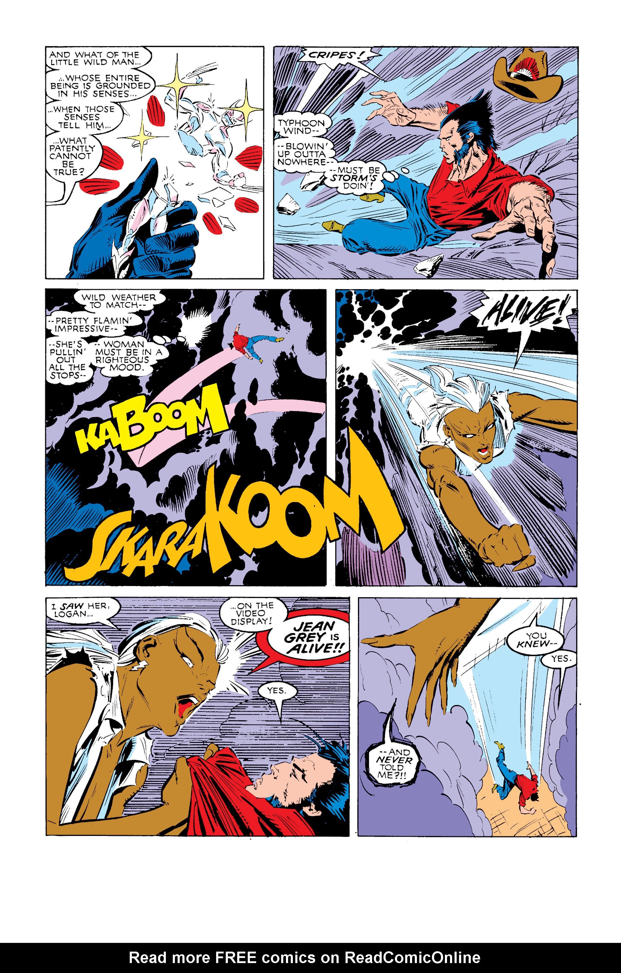 Read online Uncanny X-Men (1963) comic -  Issue #239 - 14