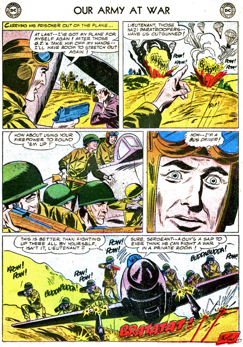 Our Army at War (1952) issue 58 - Page 23