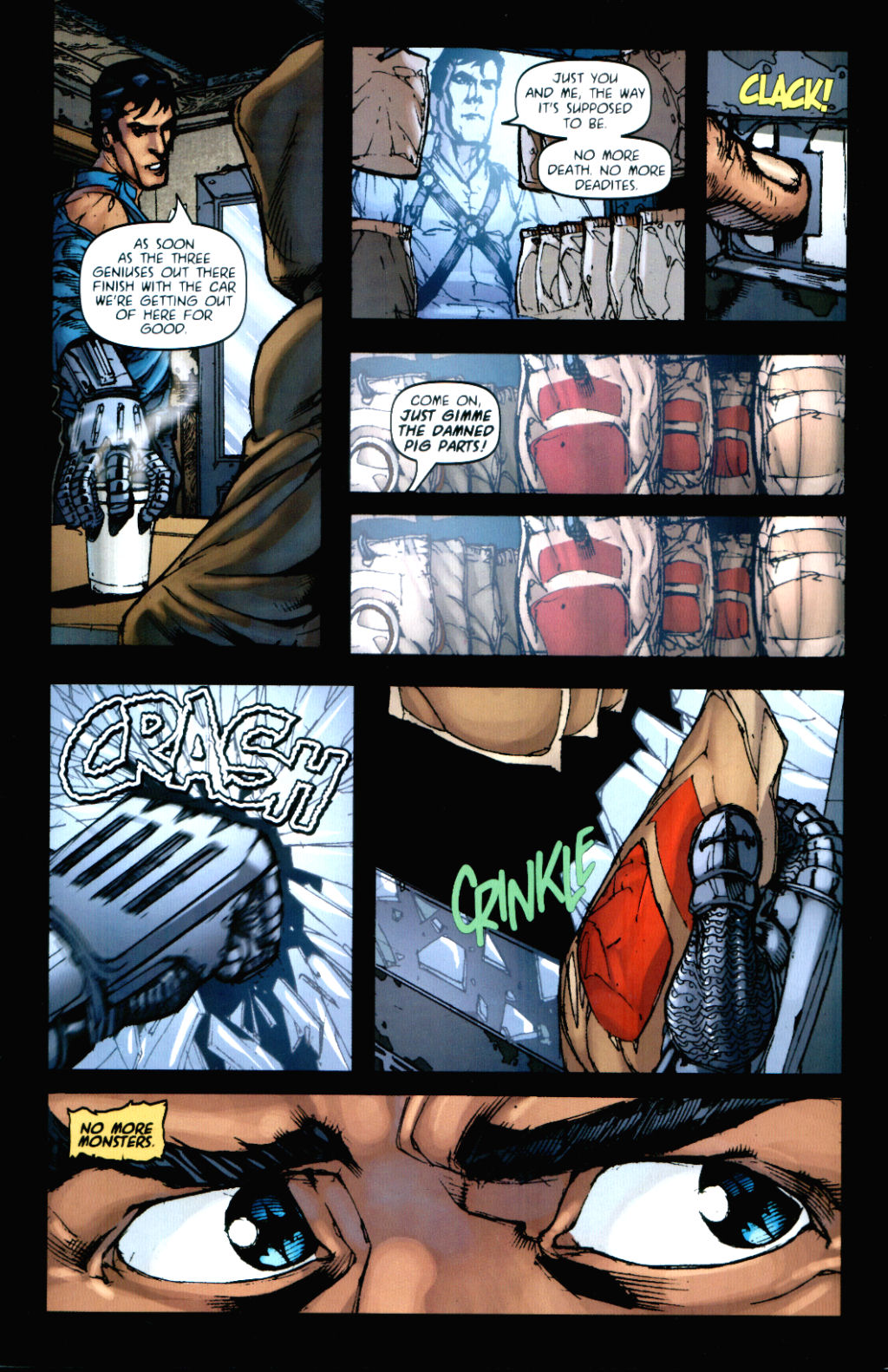 Army of Darkness (2006) Issue #8 #4 - English 6
