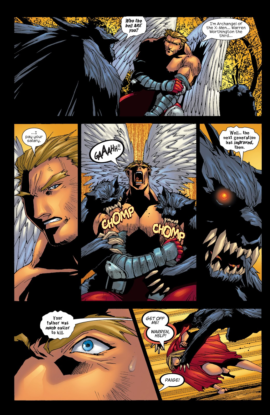 Read online X-Men: Unstoppable comic -  Issue # TPB (Part 3) - 64