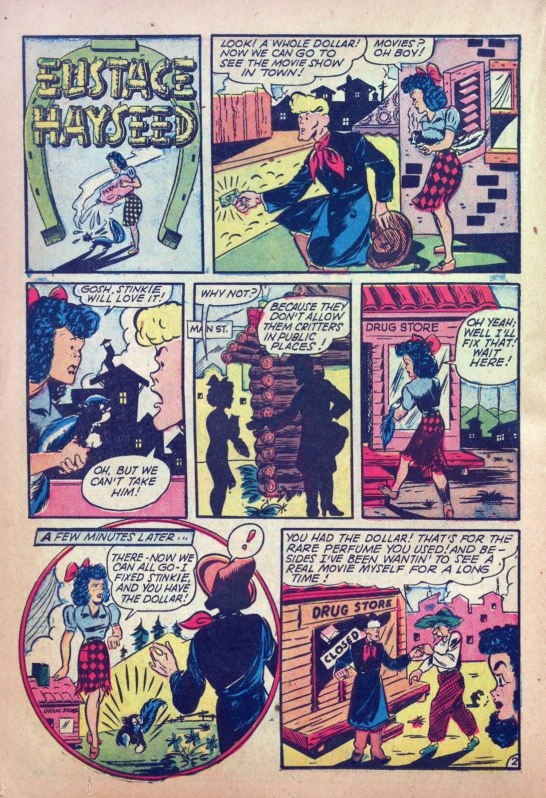 Read online Joker Comics comic -  Issue #12 - 40