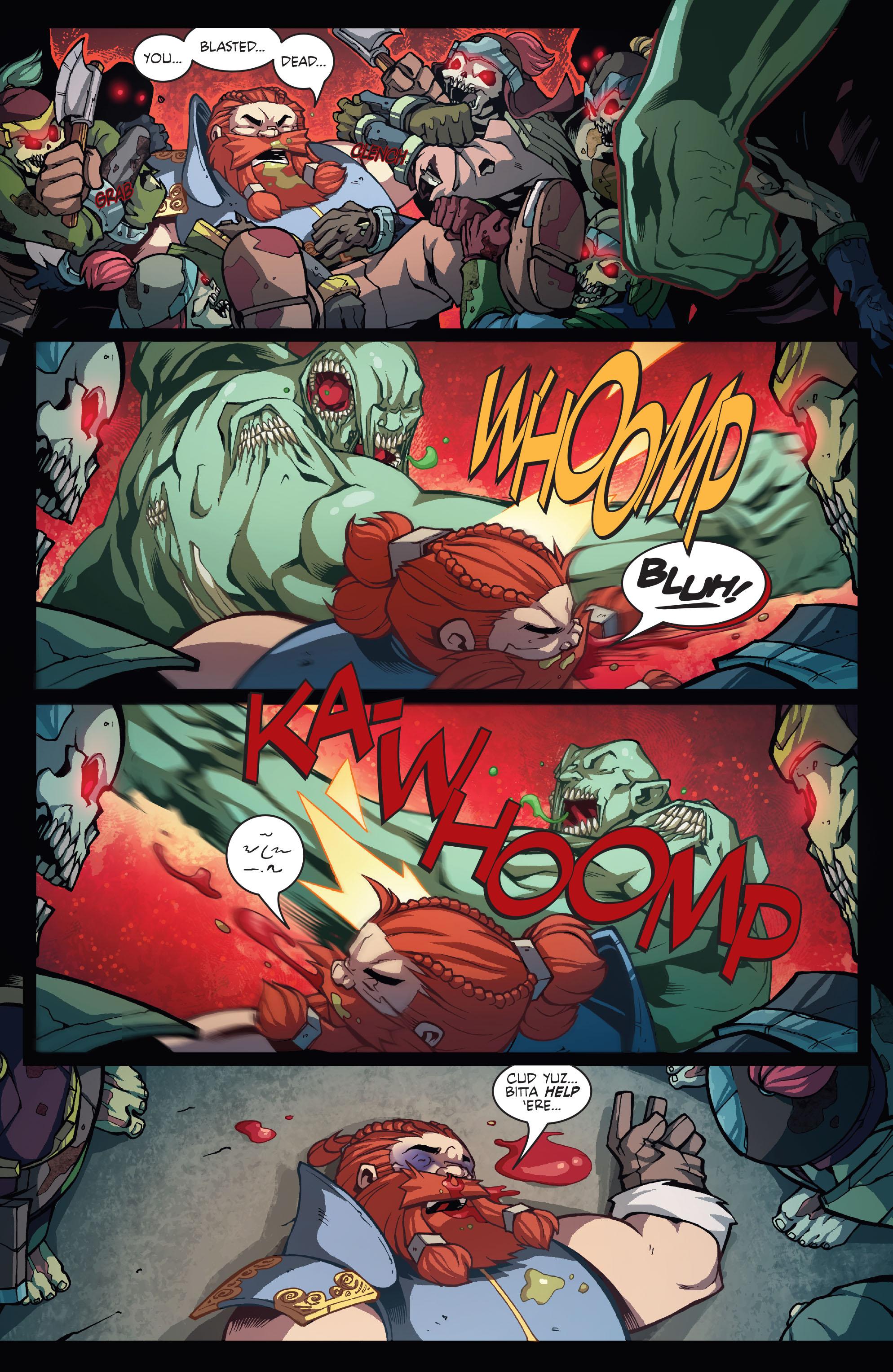 Read online Skullkickers comic -  Issue #3 - 21
