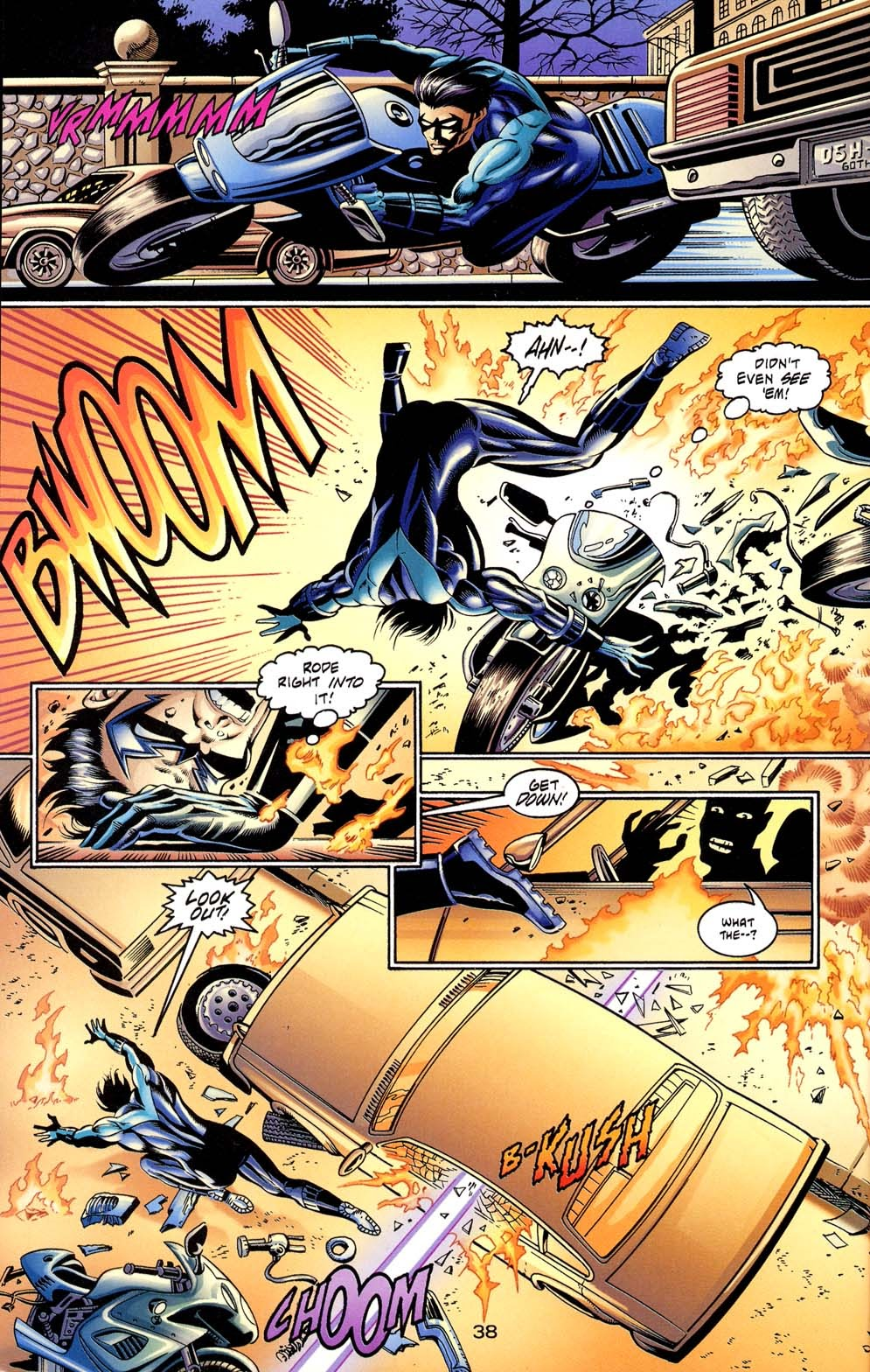 Batman: Outlaws issue 2 - Page 41