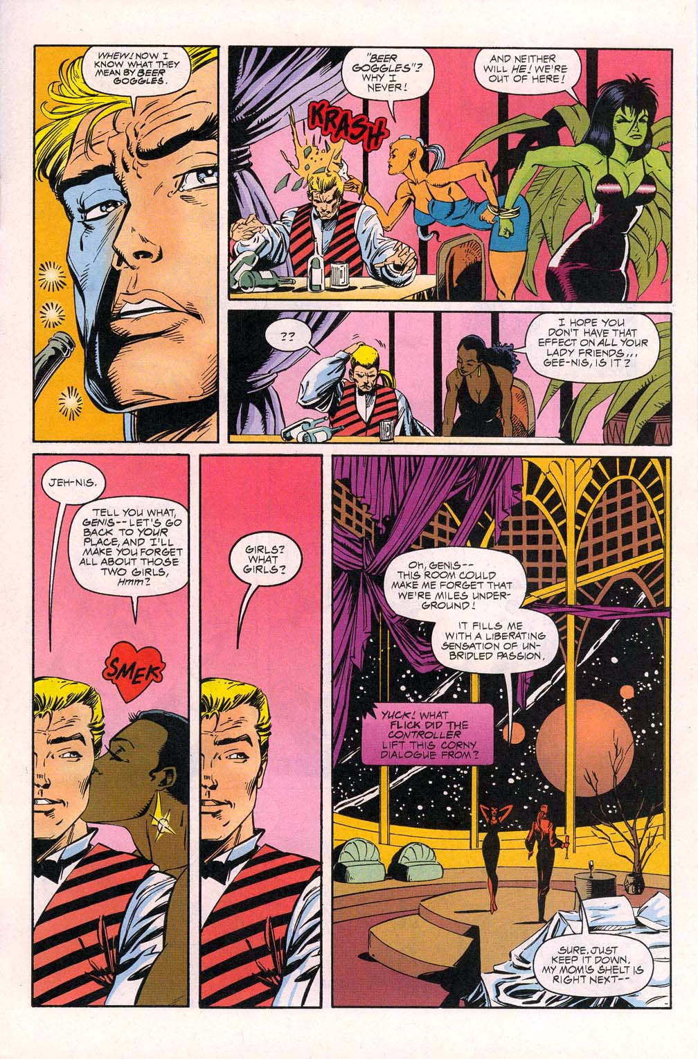 Avengers Unplugged issue 5 - Page 10