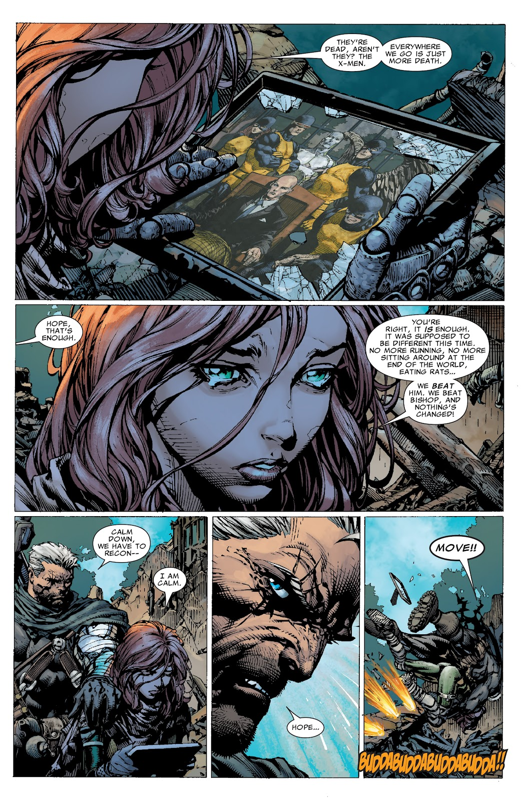Read online X-Men: Second Coming comic -  Issue # _TPB (Part 1) - 18