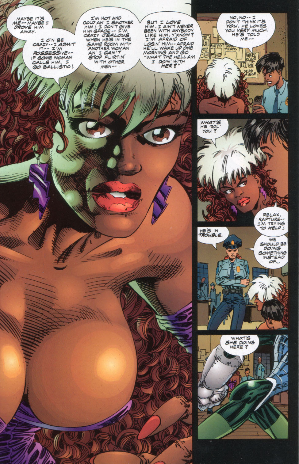 The Savage Dragon (1993) Issue #23 #26 - English 12