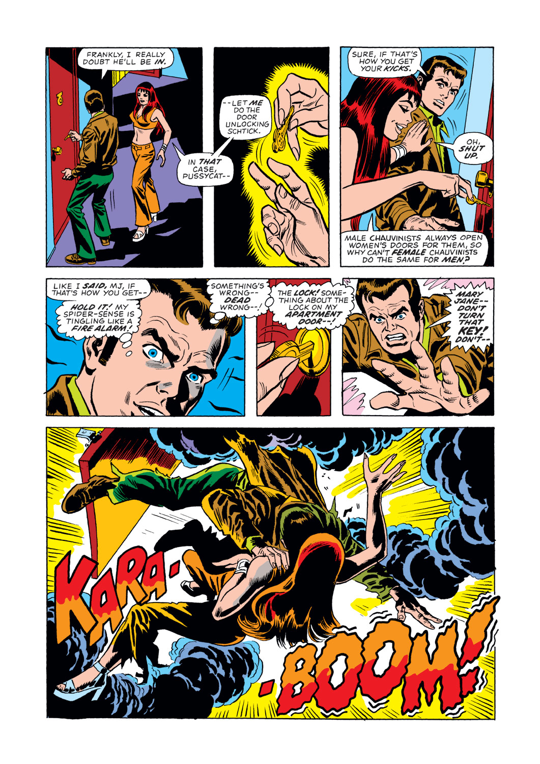 The Amazing Spider-Man (1963) 136 Page 3