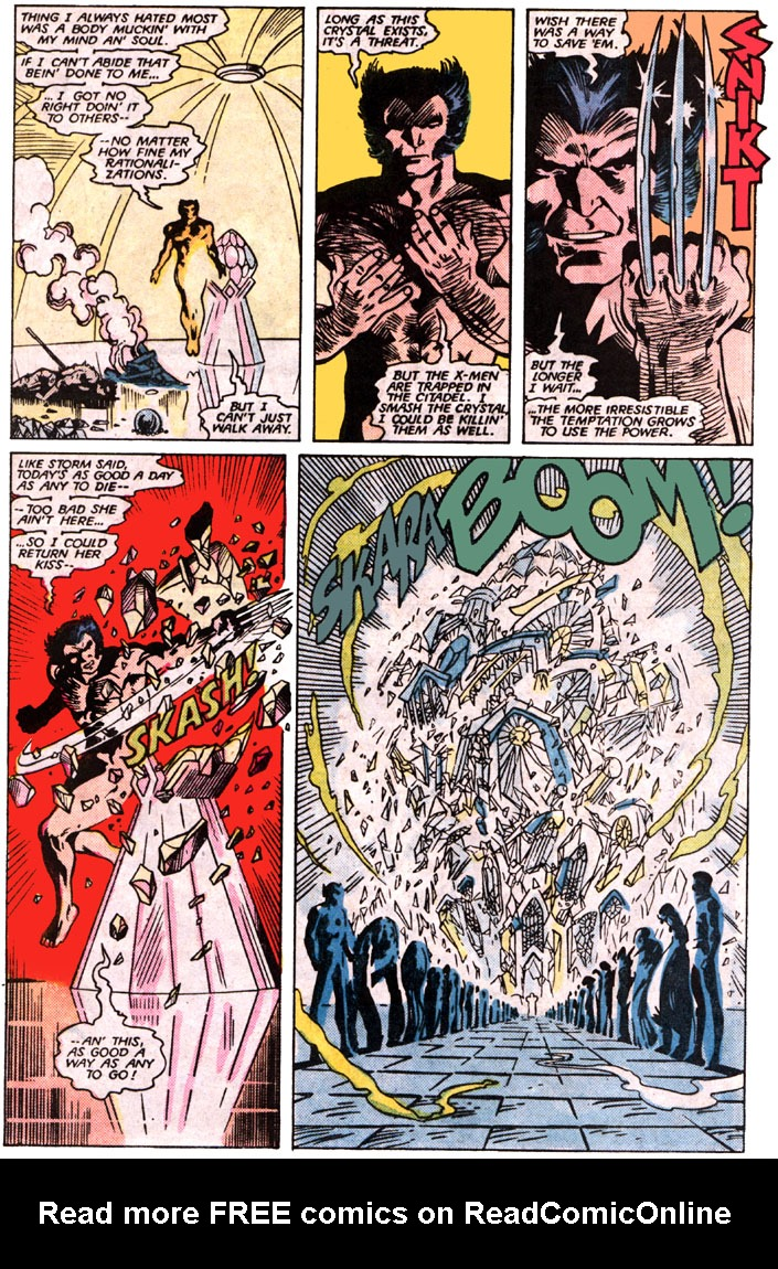 Uncanny X-Men (1963) issue _Annual_11 - Page 39