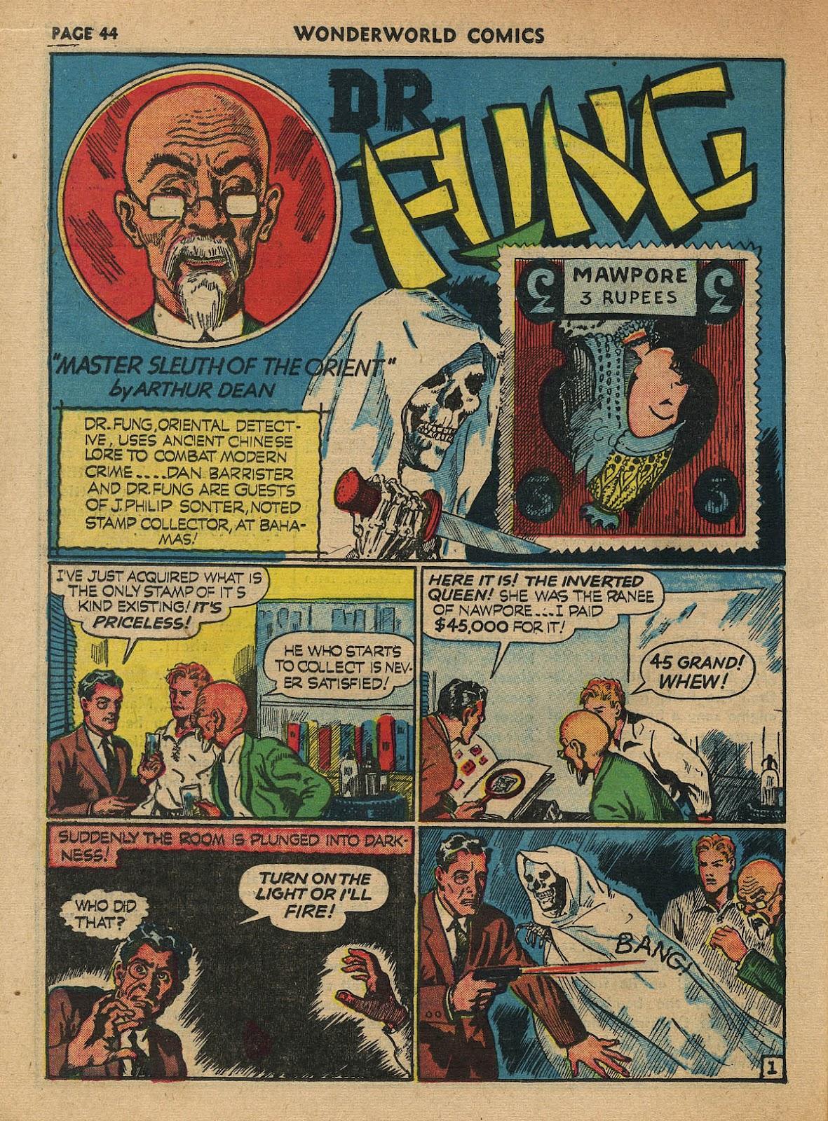 Wonderworld Comics issue 23 - Page 45