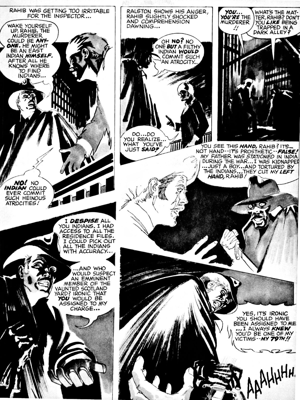 Nightmare (1970) issue 14 - Page 30