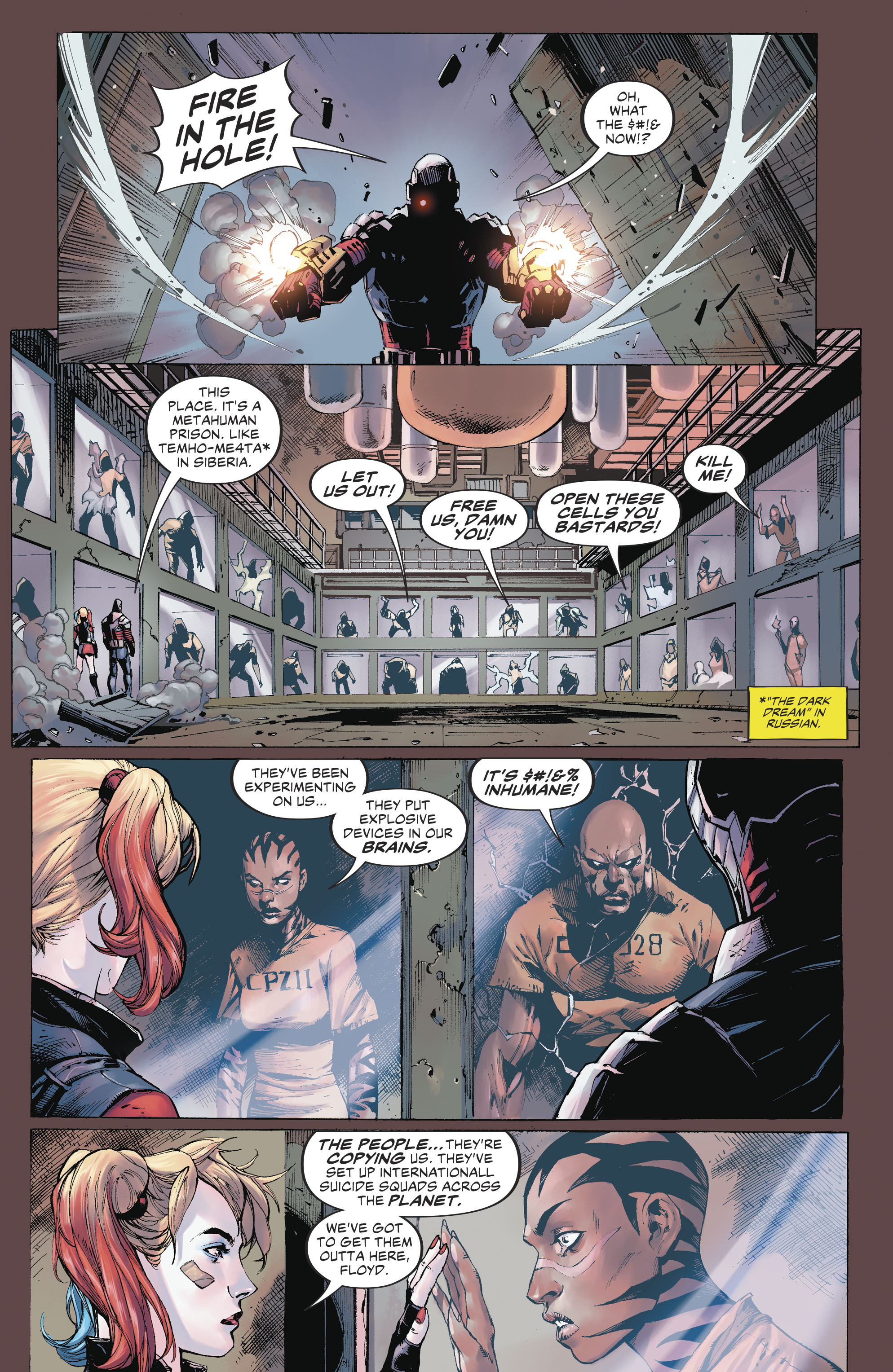 Read online Suicide Squad (2016) comic -  Issue #17 - 13
