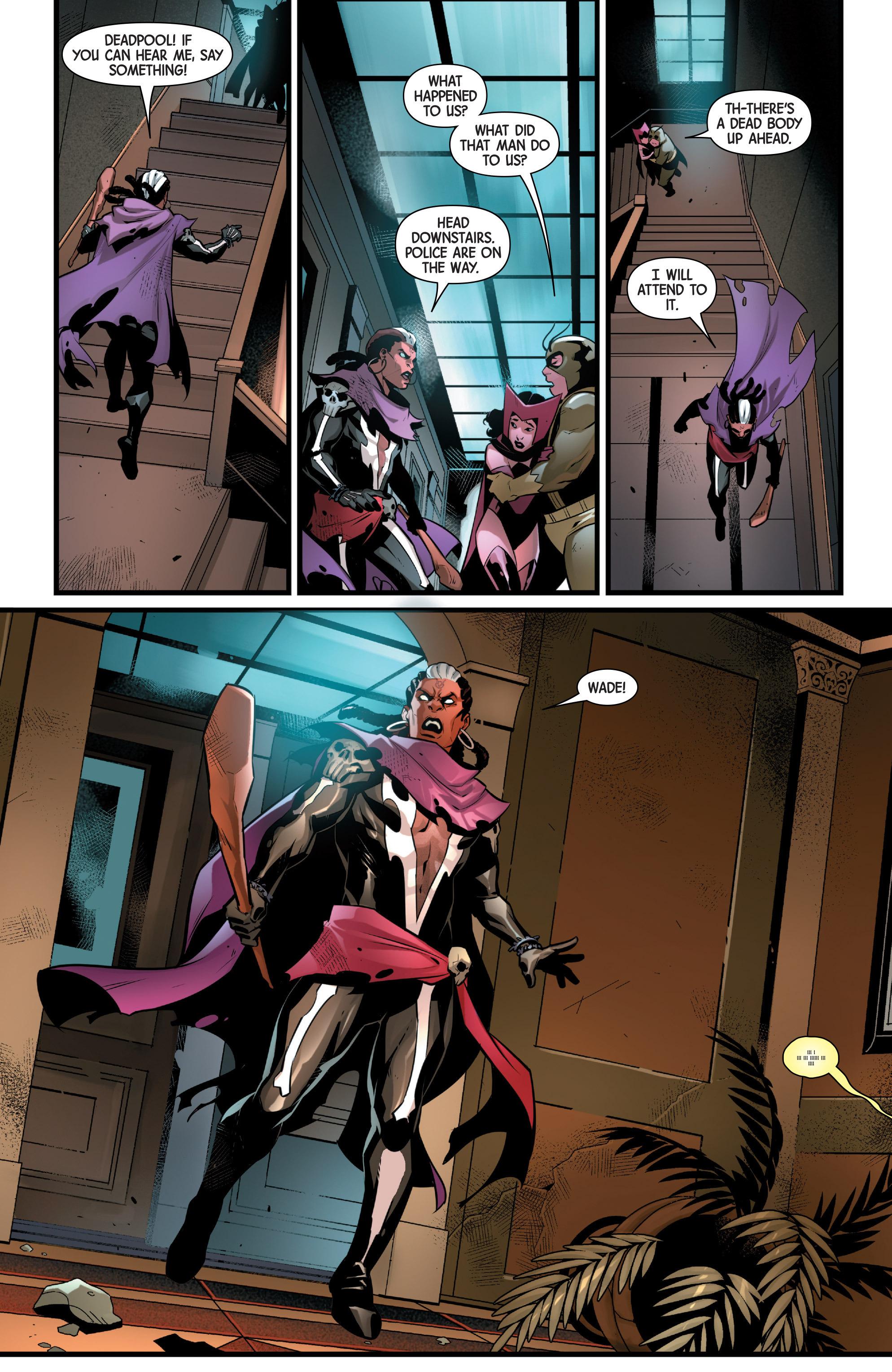 Read online Uncanny Avengers [II] comic -  Issue #21 - 15