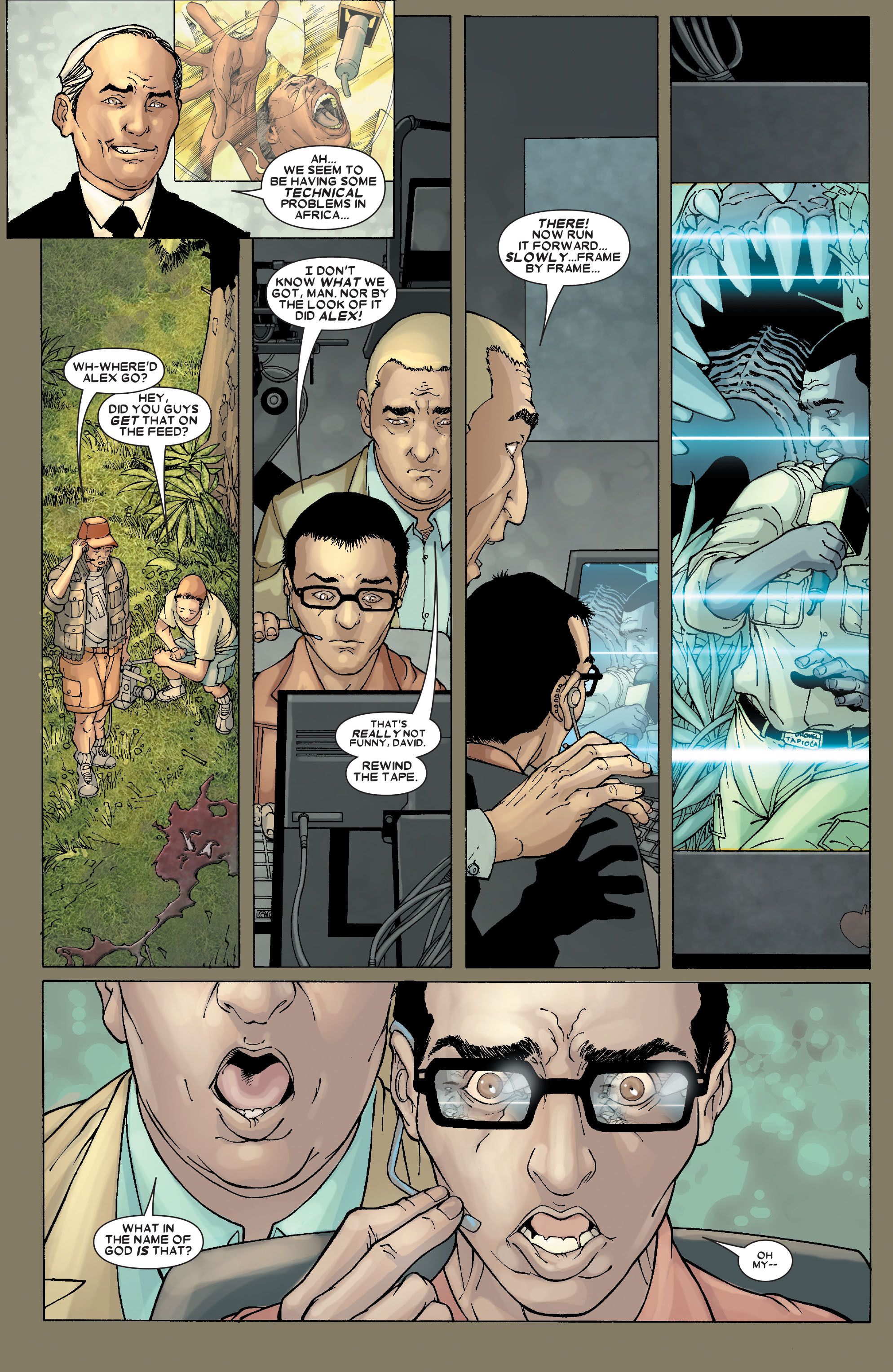 X-Men (1991) 175 Page 2
