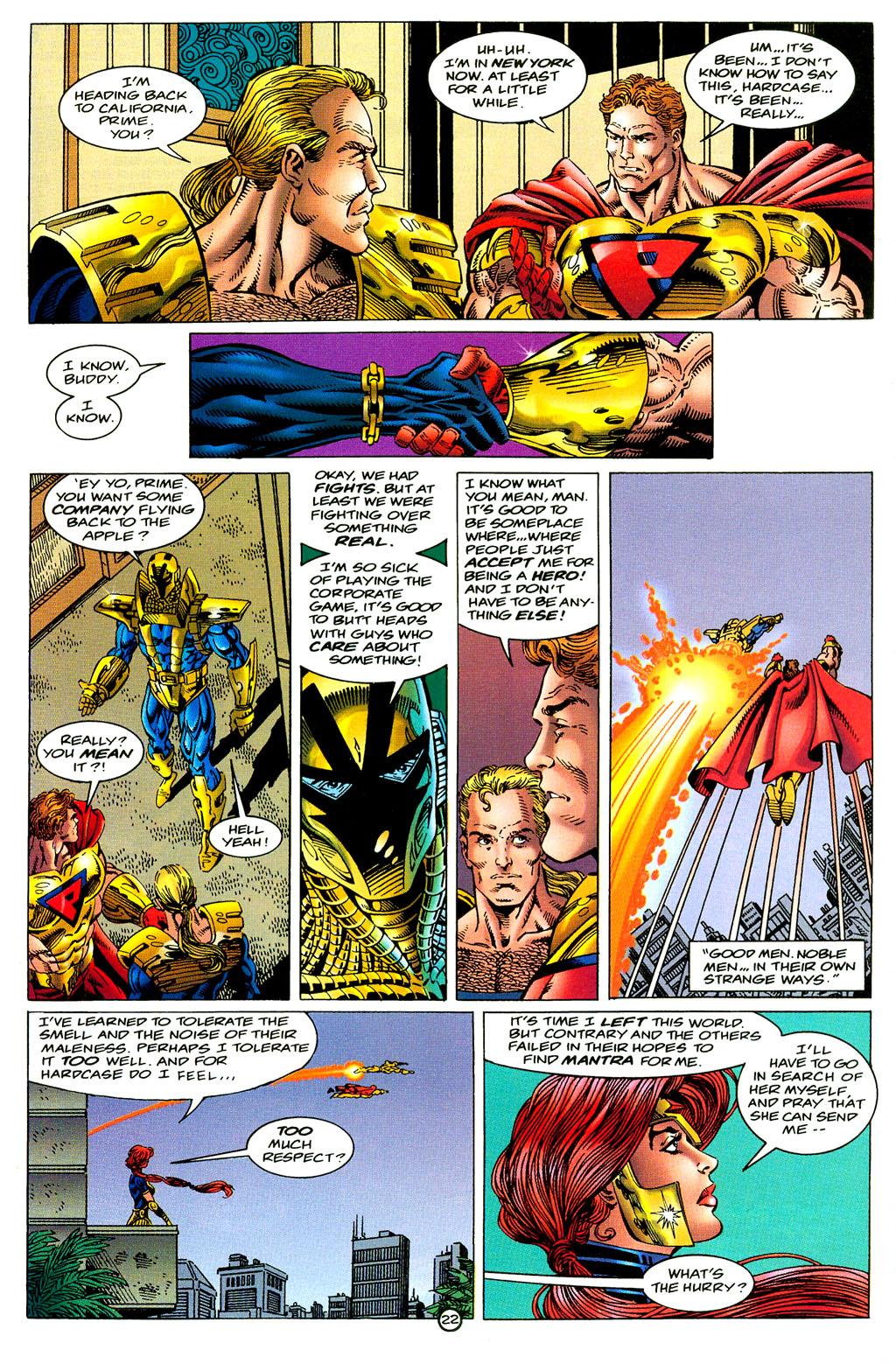 Read online UltraForce (1994) comic -  Issue #6 - 22