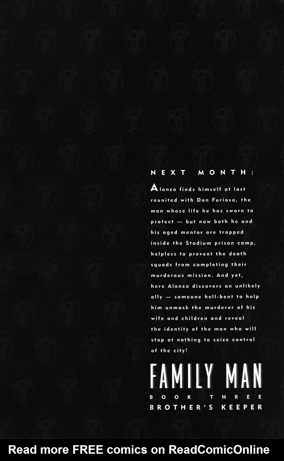 Read online Family Man comic -  Issue #2 - 100