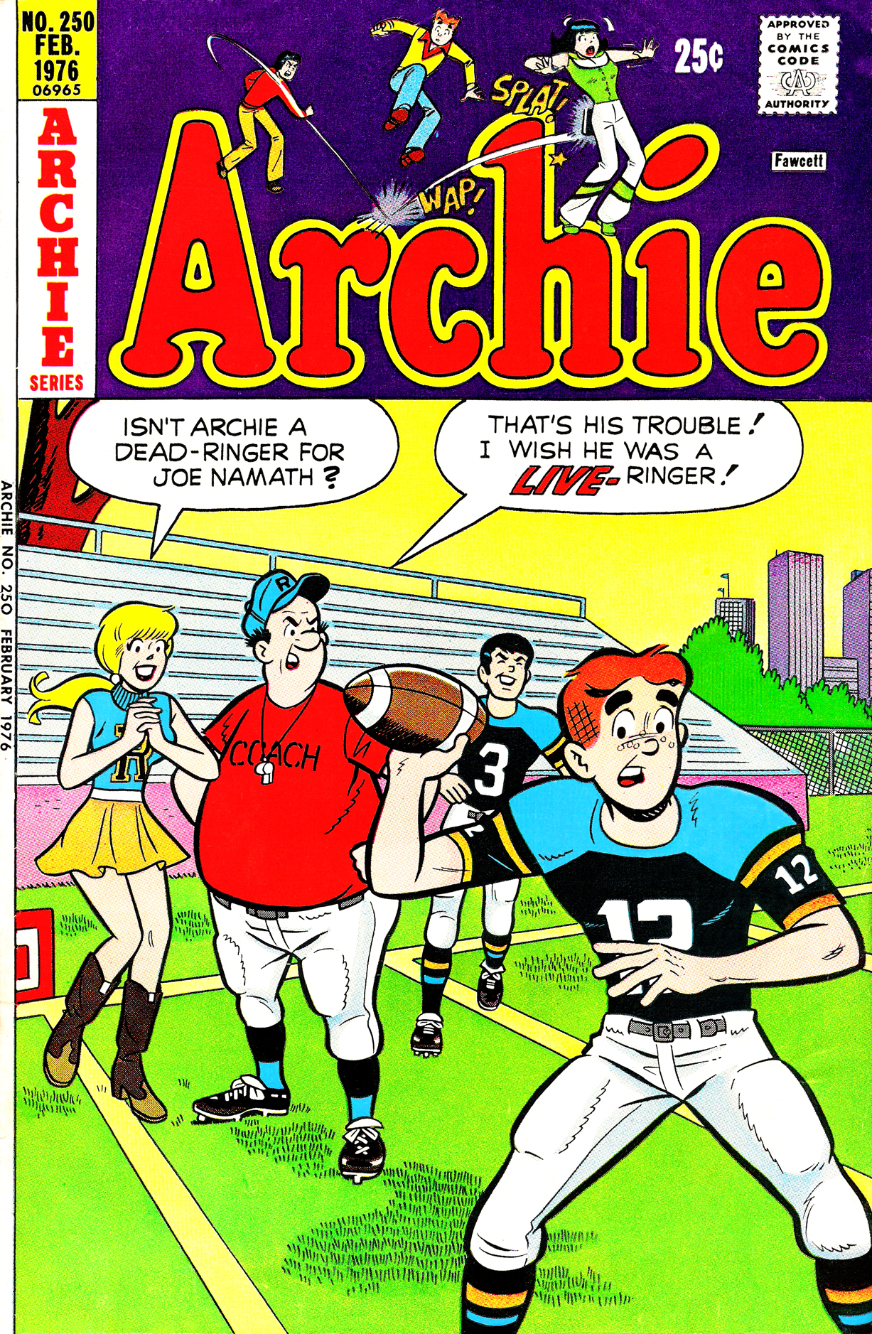 Read online Archie (1960) comic -  Issue #250 - 1