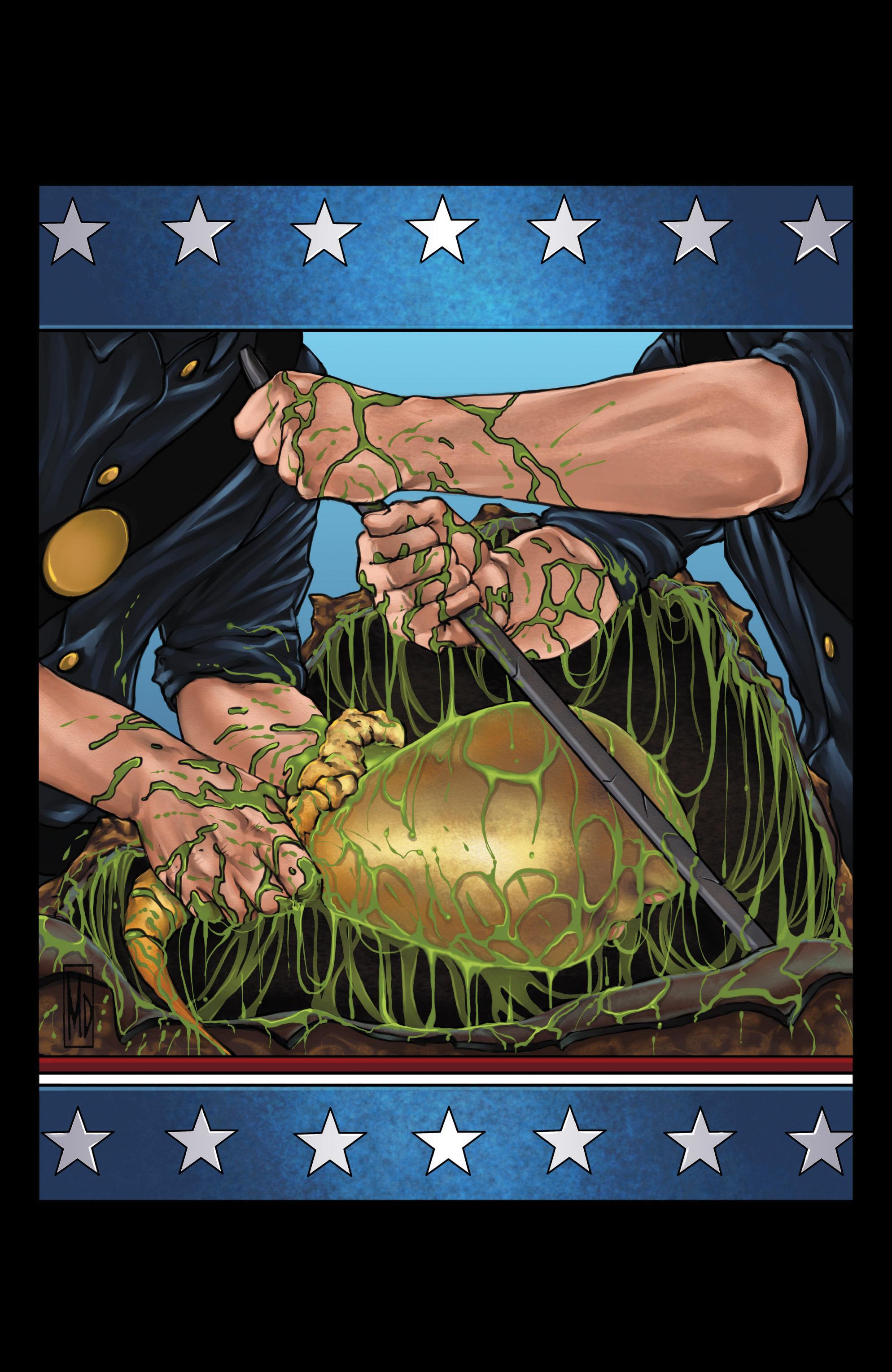 Read online Alan Moore's Cinema Purgatorio comic -  Issue #6 - 2