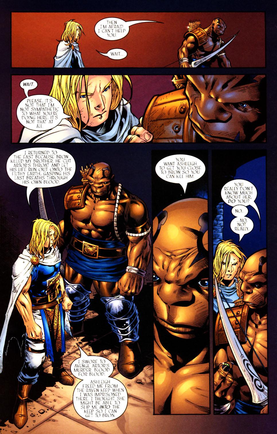 Read online Scion comic -  Issue #10 - 10