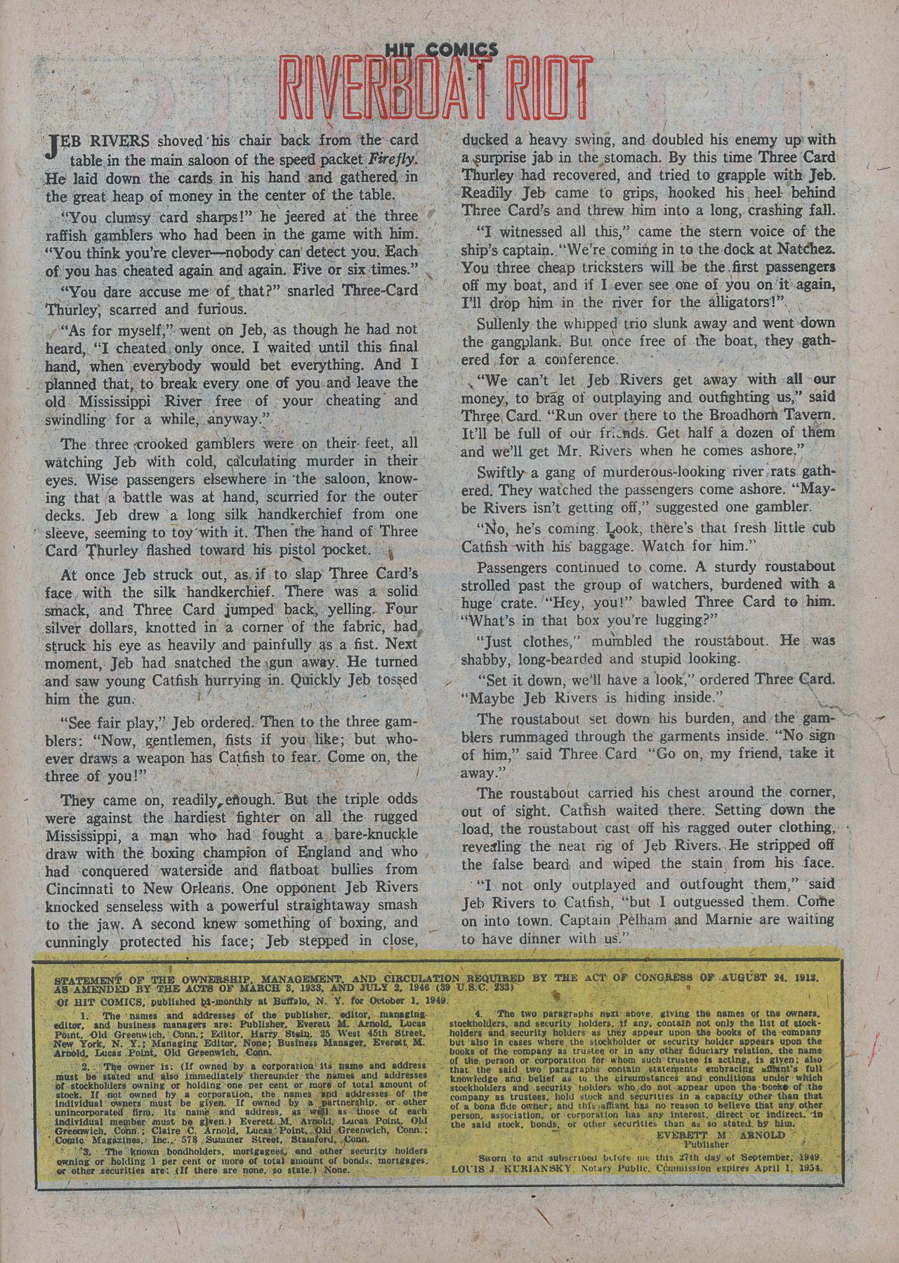 Read online Hit Comics comic -  Issue #63 - 27