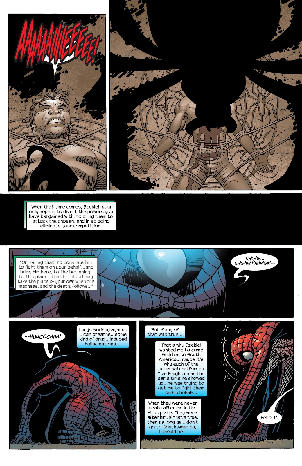 The Amazing Spider-Man by JMS Ultimate Collection issue TPB 3 (Part 2) - Page 13
