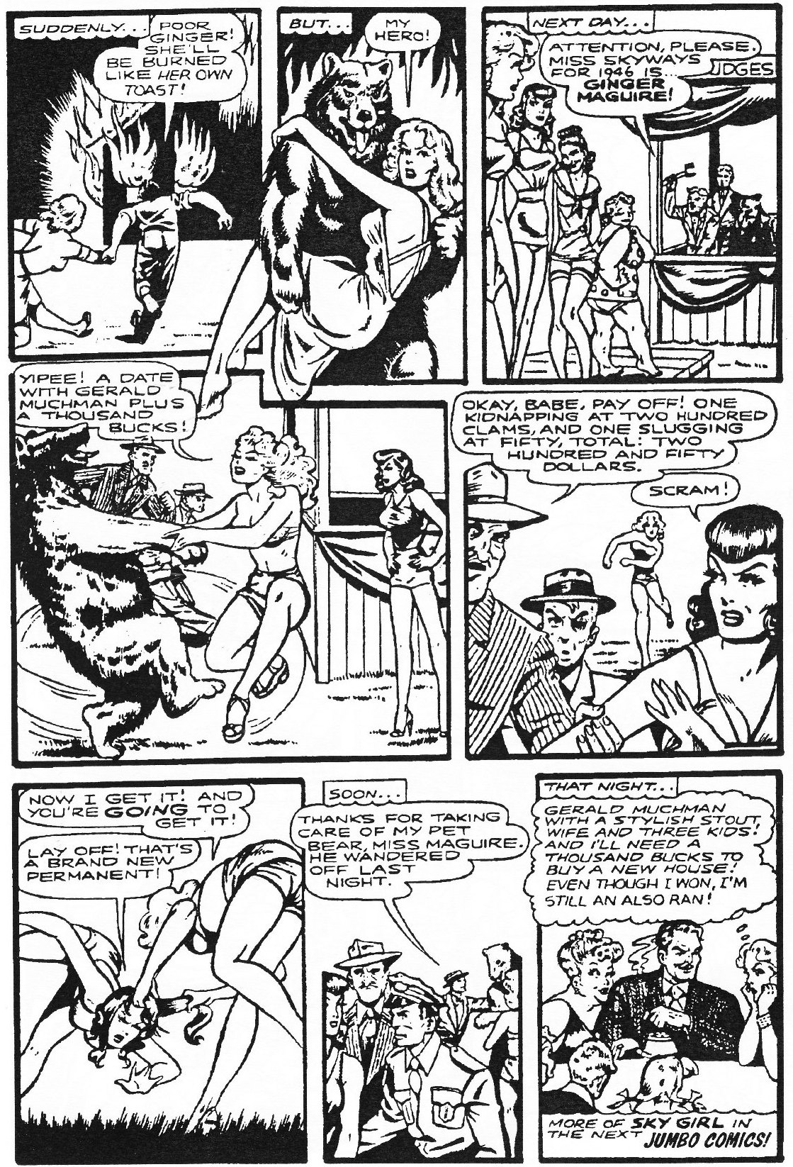 Read online Men of Mystery Comics comic -  Issue #82 - 144