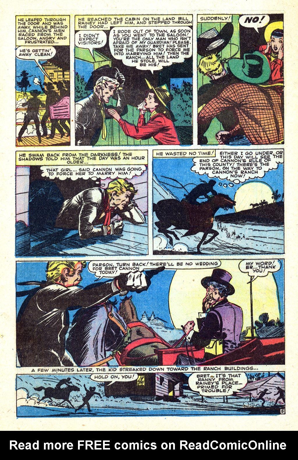 Read online Two-Gun Kid comic -  Issue #25 - 31