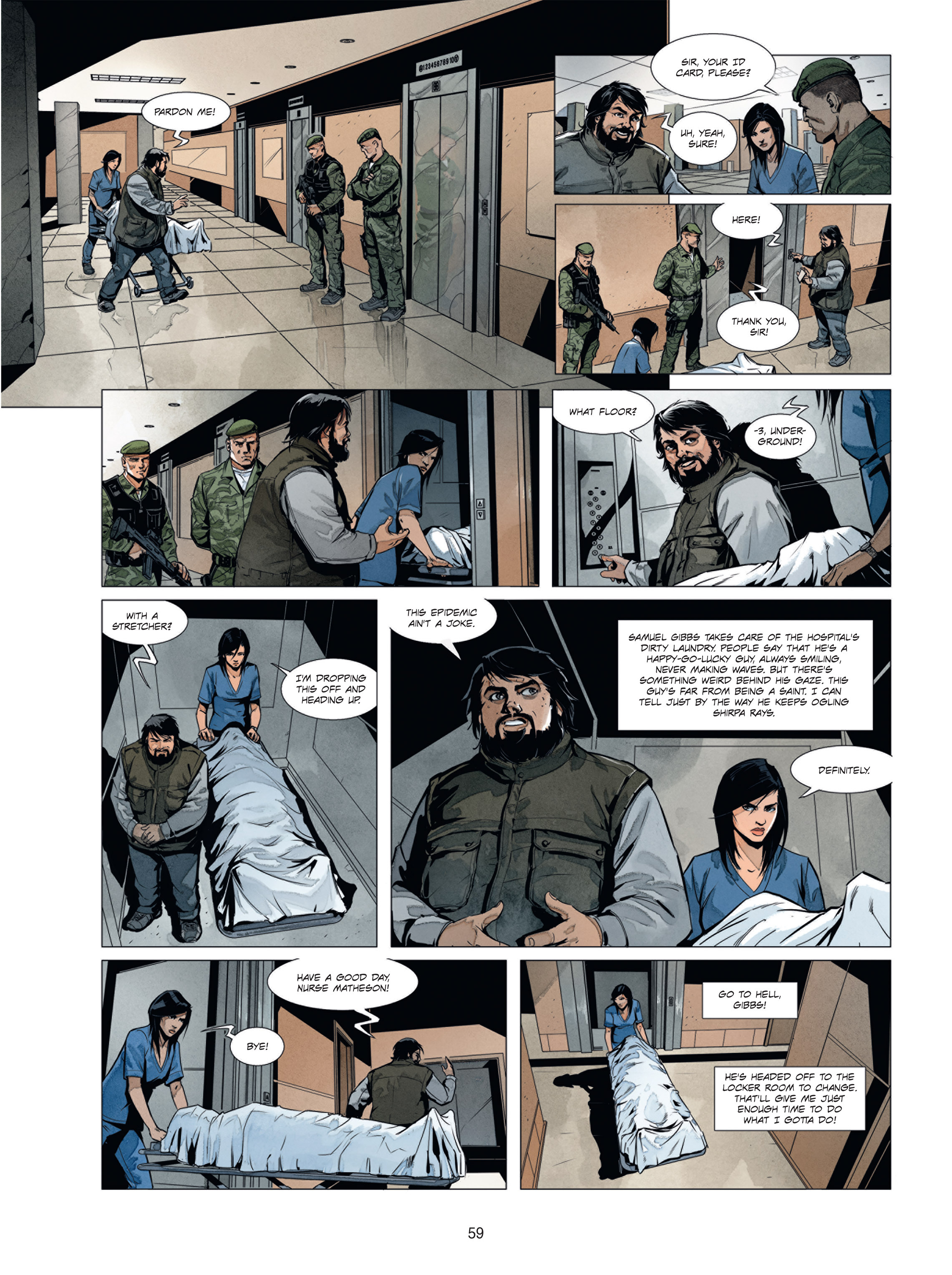 Read online Alice Matheson comic -  Issue #1 - 58