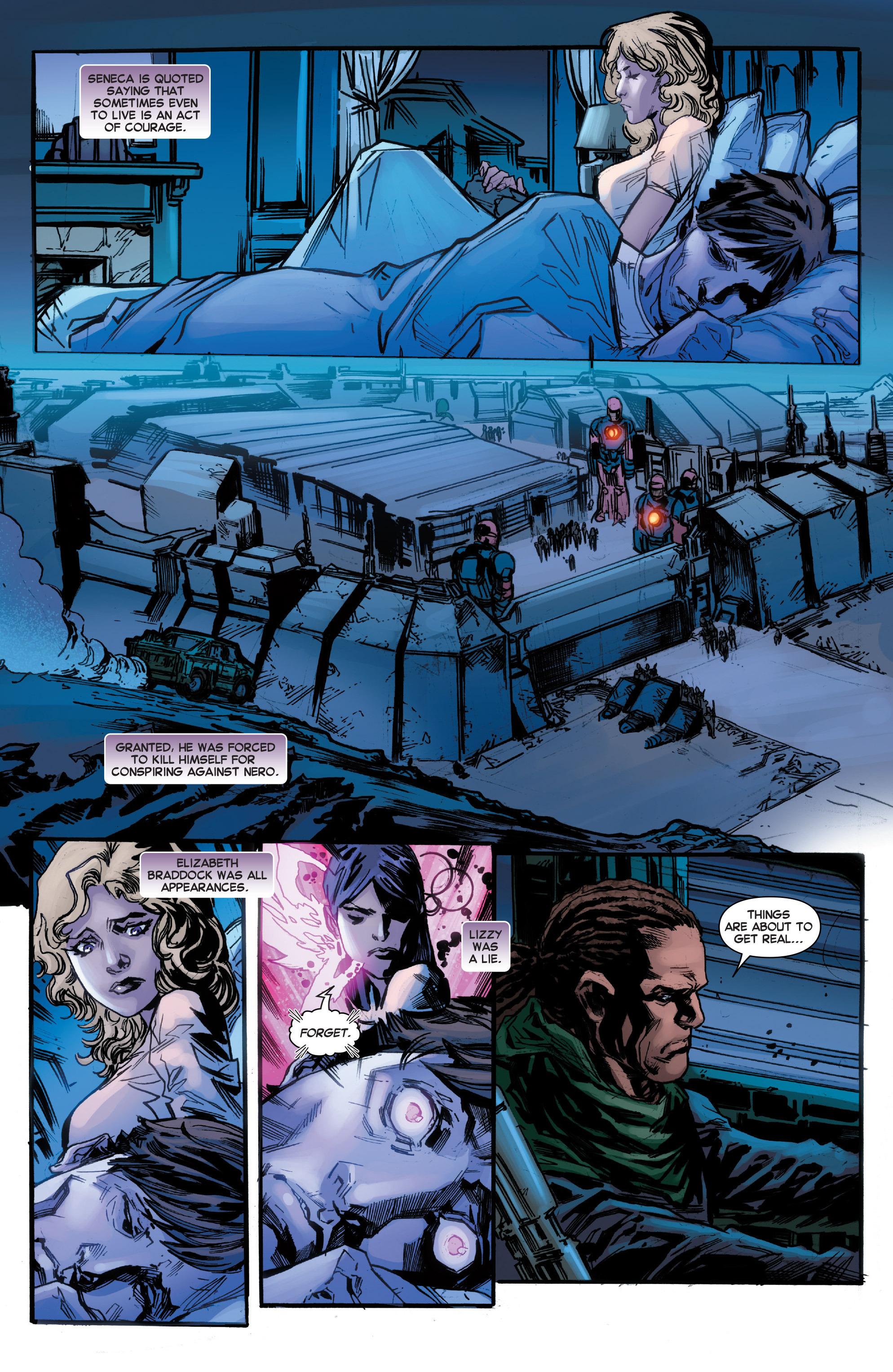 Read online Secret Wars Journal comic -  Issue #4 - 15