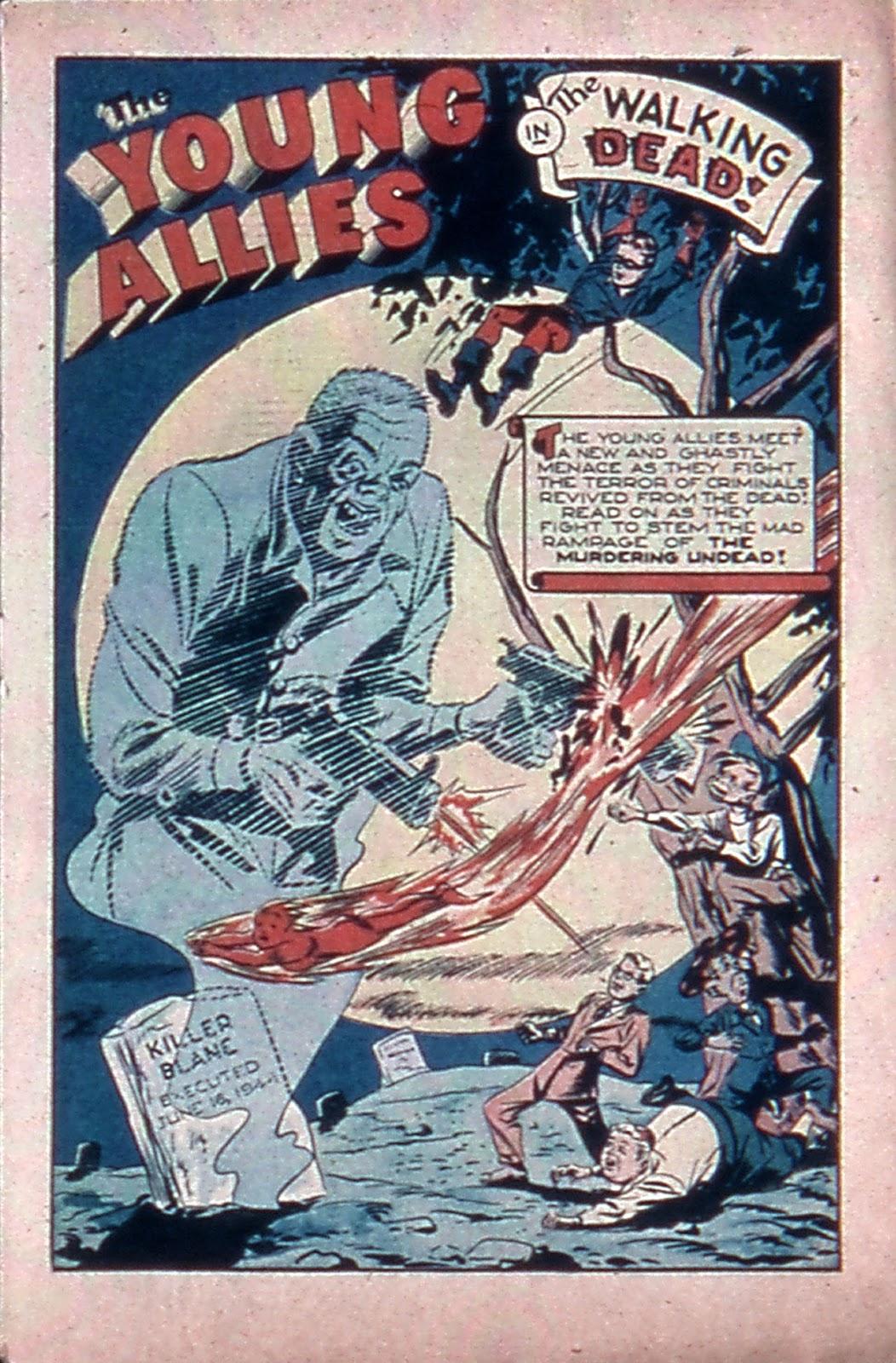 Read online Mystic Comics (1944) comic -  Issue #4 - 3