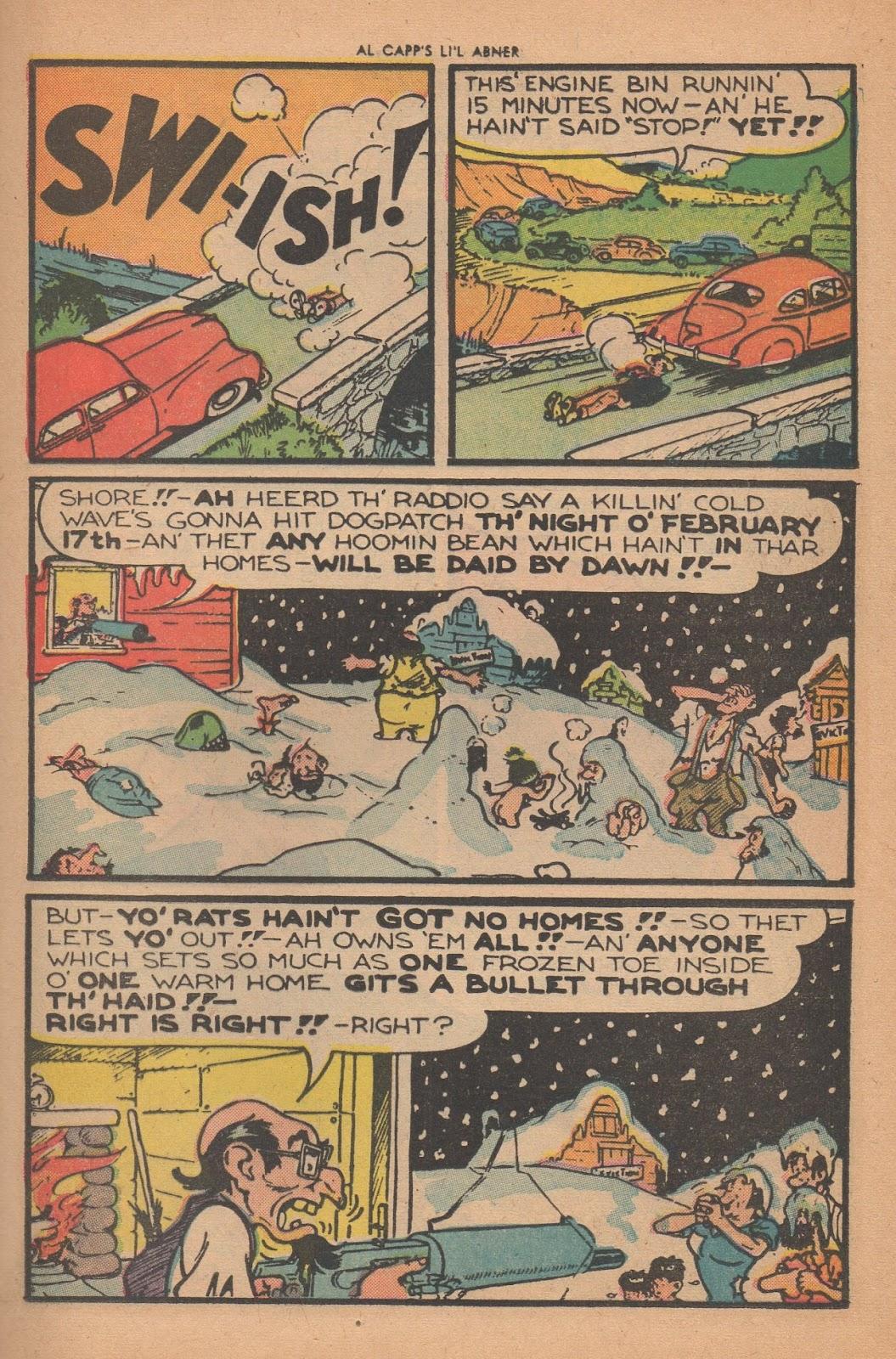 Li'l Abner Comics issue 77 - Page 23